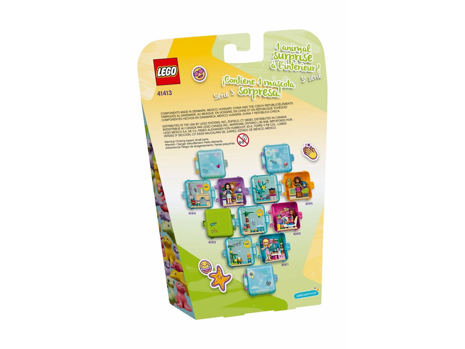 LEGO 41413 Letnia kostka do zabawy Mii