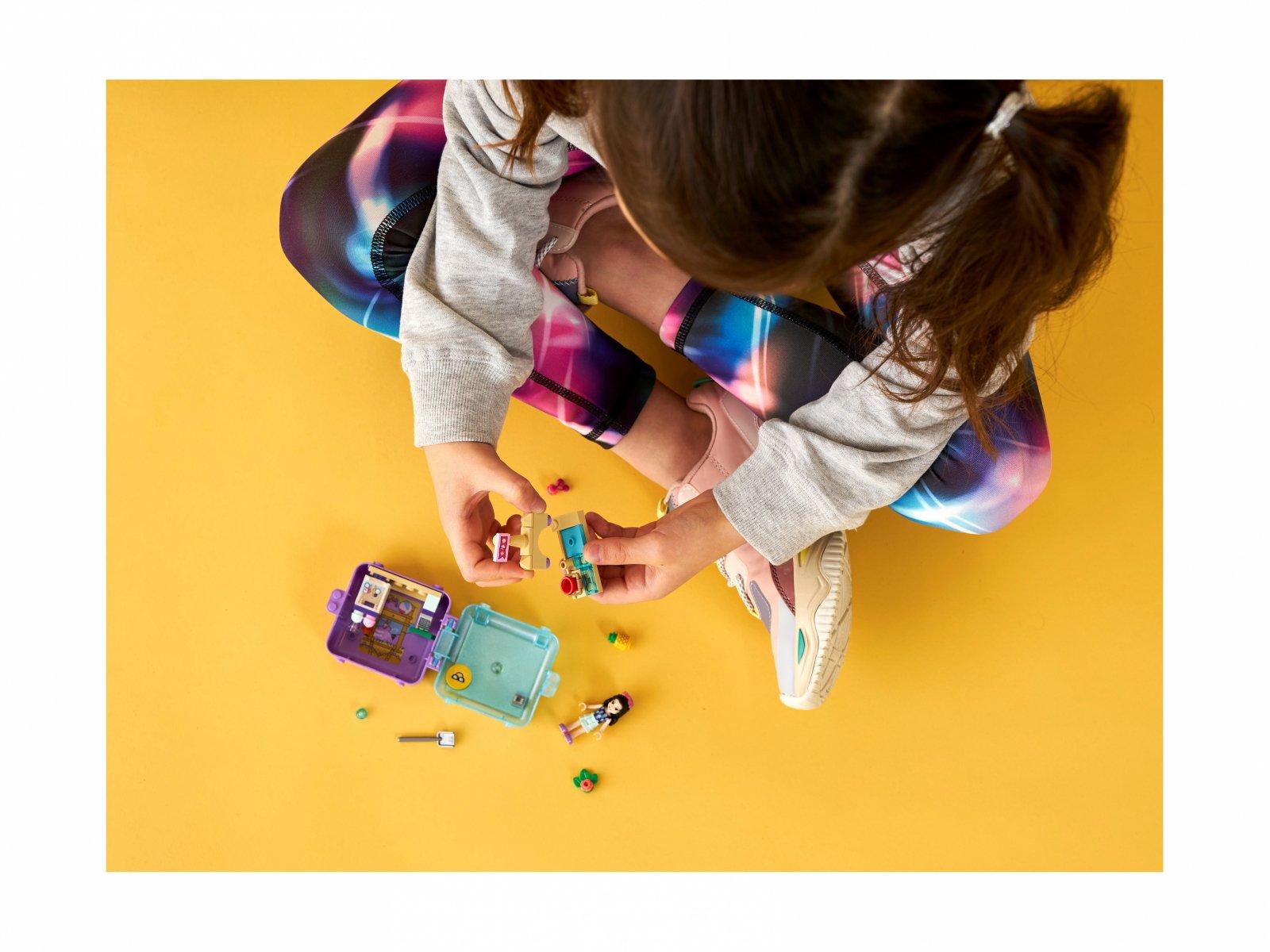 LEGO Friends 41414 Letnia kostka do zabawy Emmy