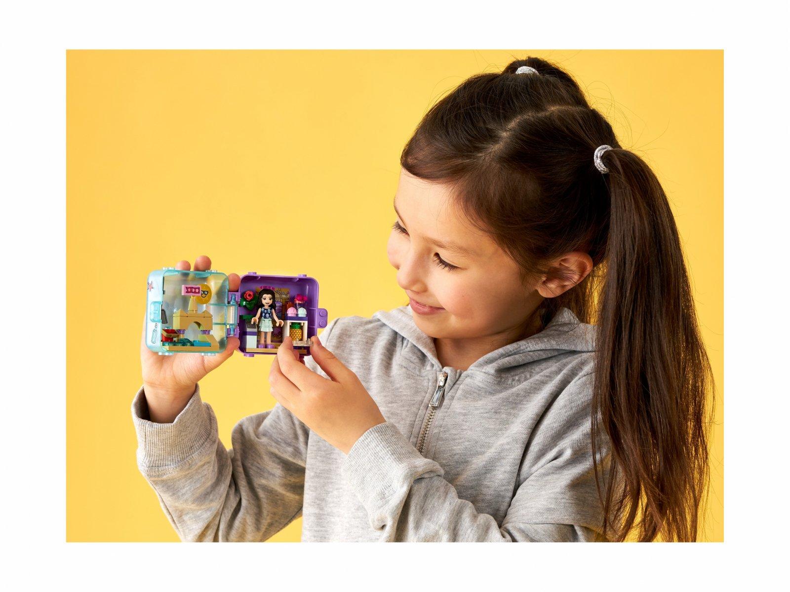 LEGO 41414 Letnia kostka do zabawy Emmy