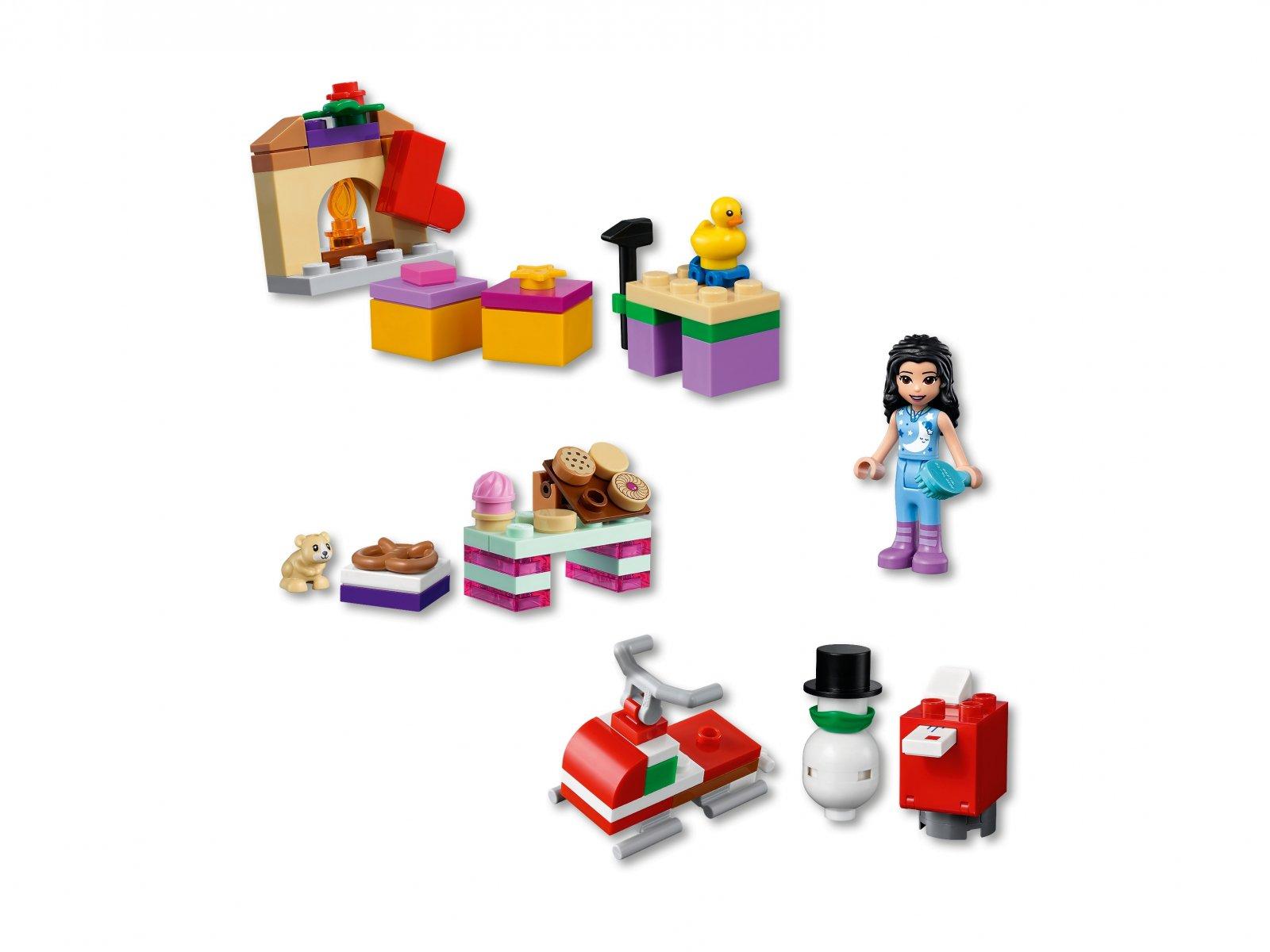 LEGO Friends 41420 Kalendarz adwentowy
