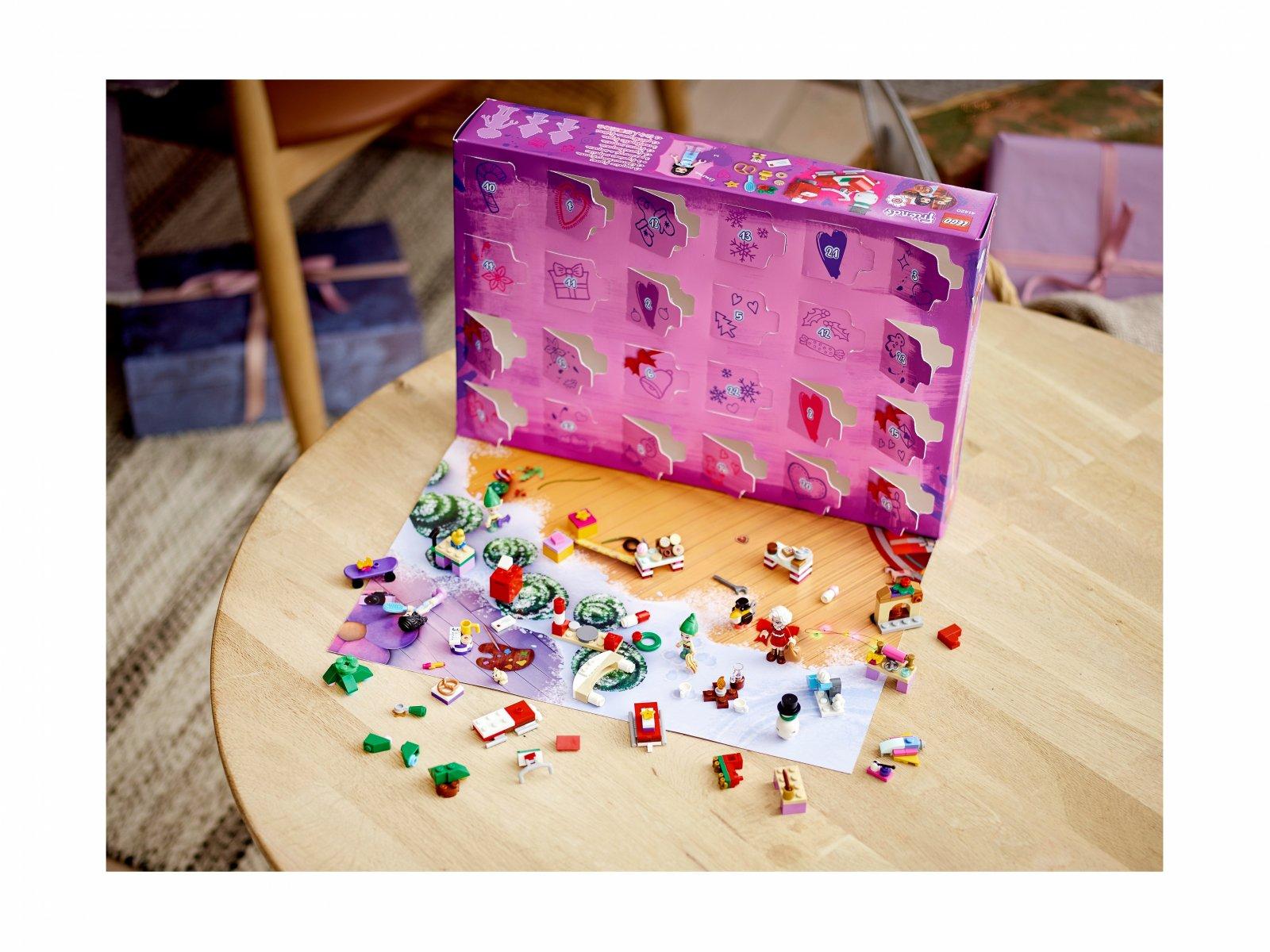 LEGO 41420 Friends Kalendarz adwentowy
