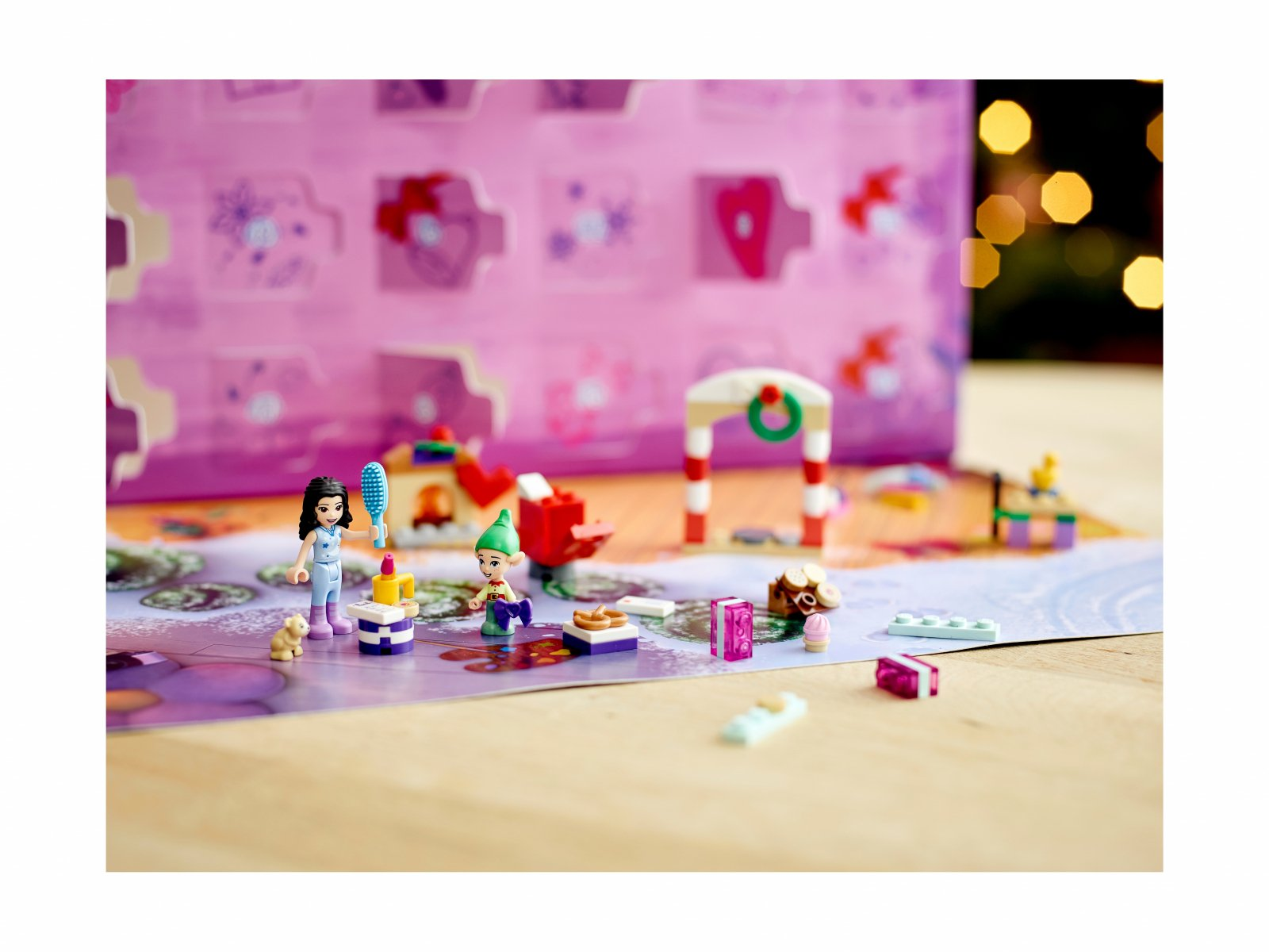 LEGO 41420 Kalendarz adwentowy