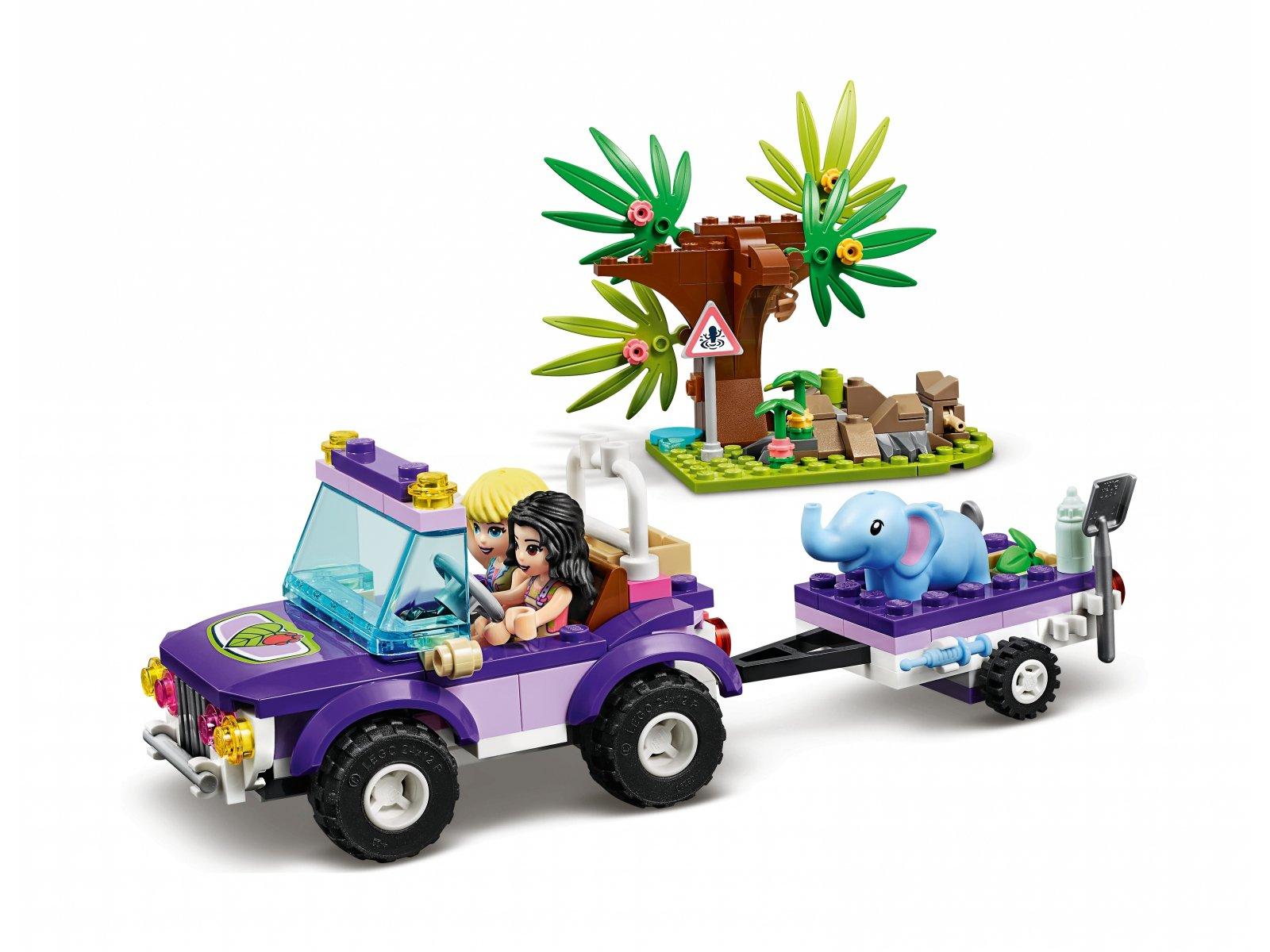 LEGO 41421 Na ratunek słoniątku
