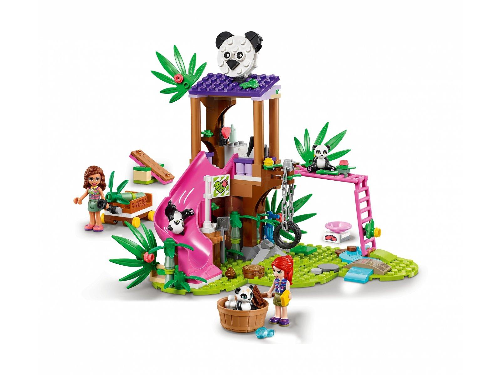 LEGO Friends Domek pand na drzewie 41422
