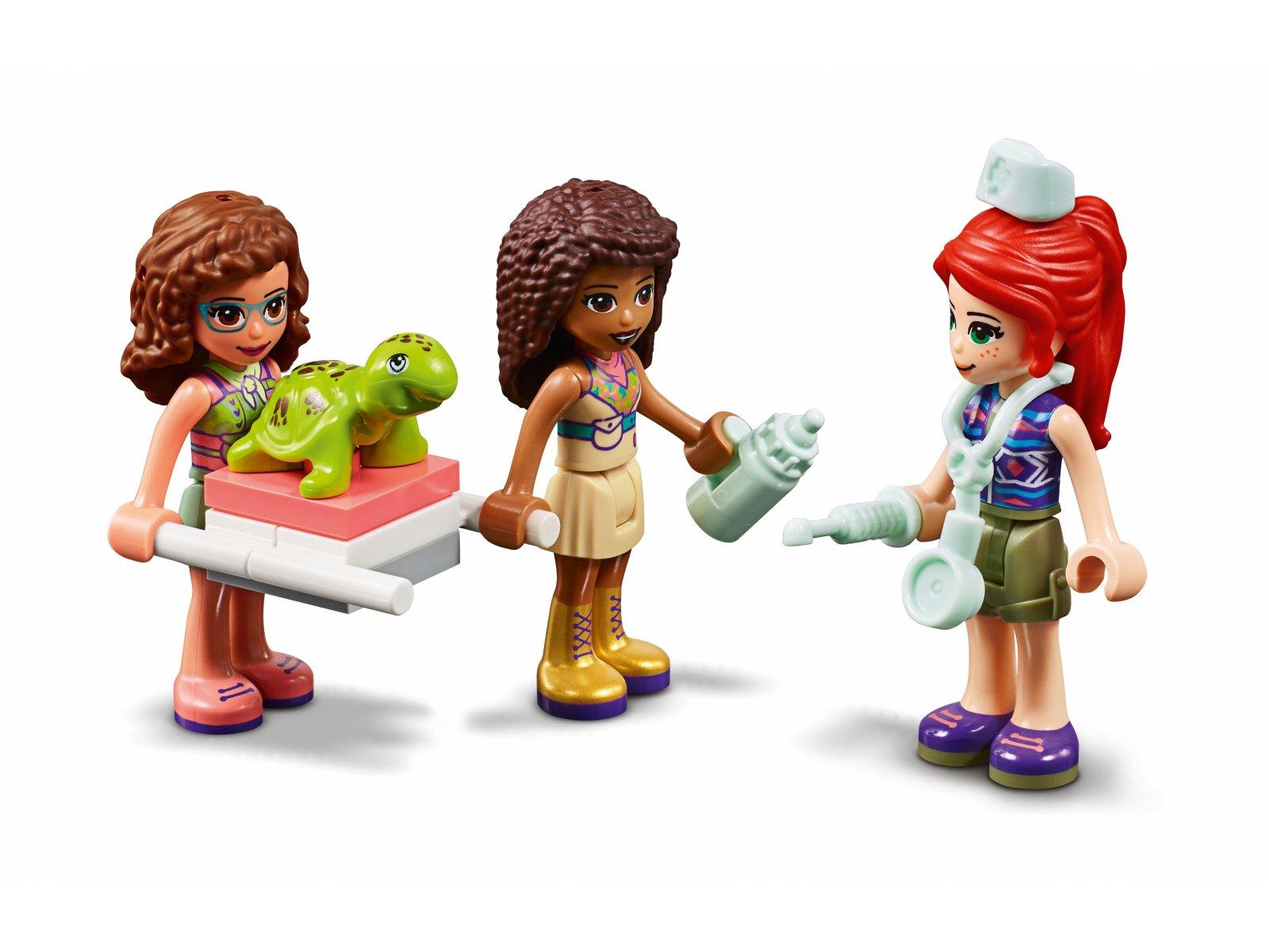 LEGO 41424 Baza ratownicza