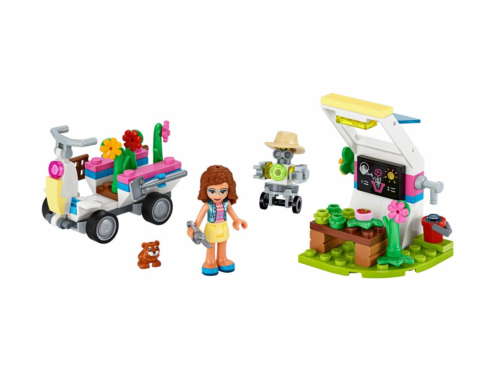 LEGO 41425 Kwiatowy ogród Olivii