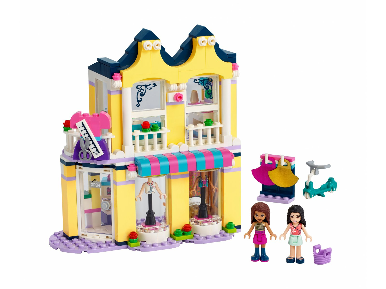 LEGO Friends Butik Emmy 41427