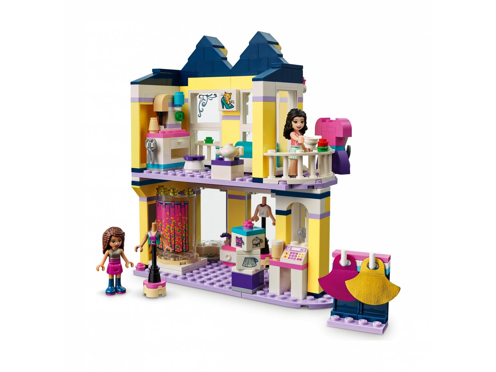 LEGO 41427 Friends Butik Emmy