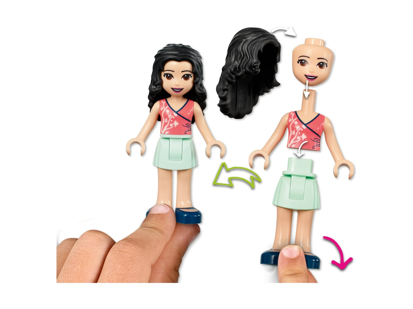 LEGO 41427 Friends Butik Emmy