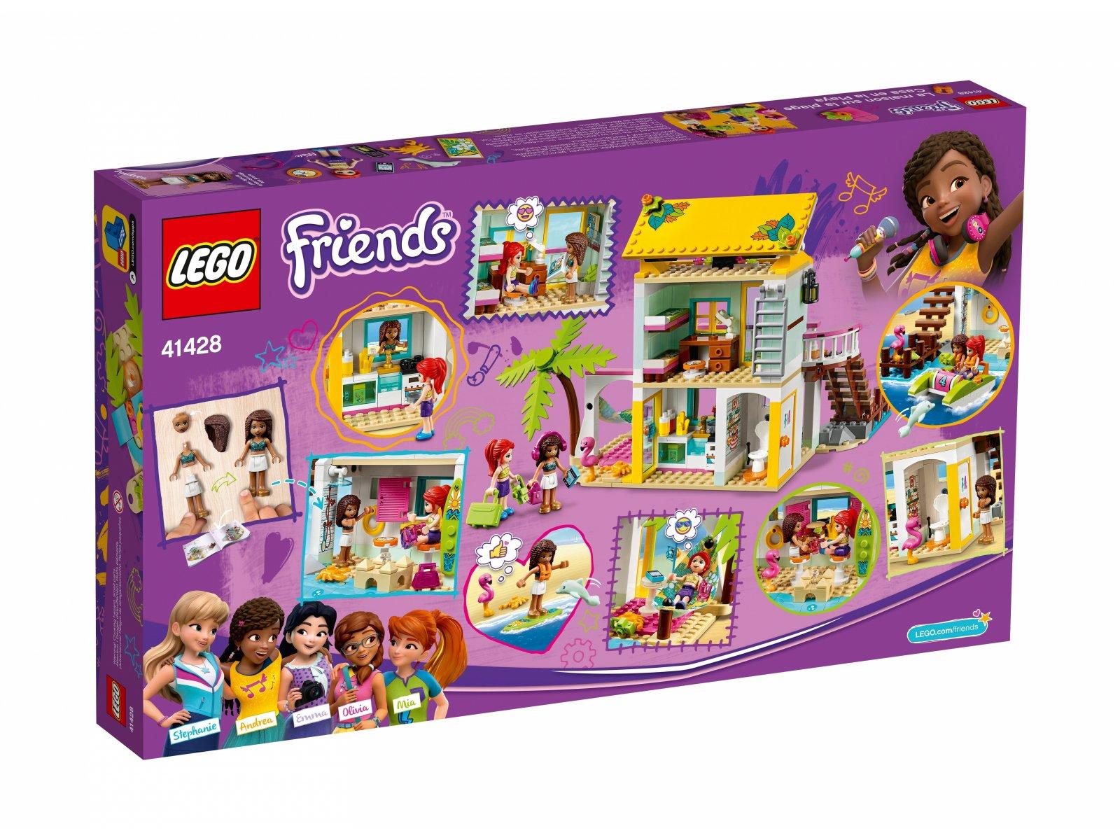 LEGO 41428 Domek na plaży