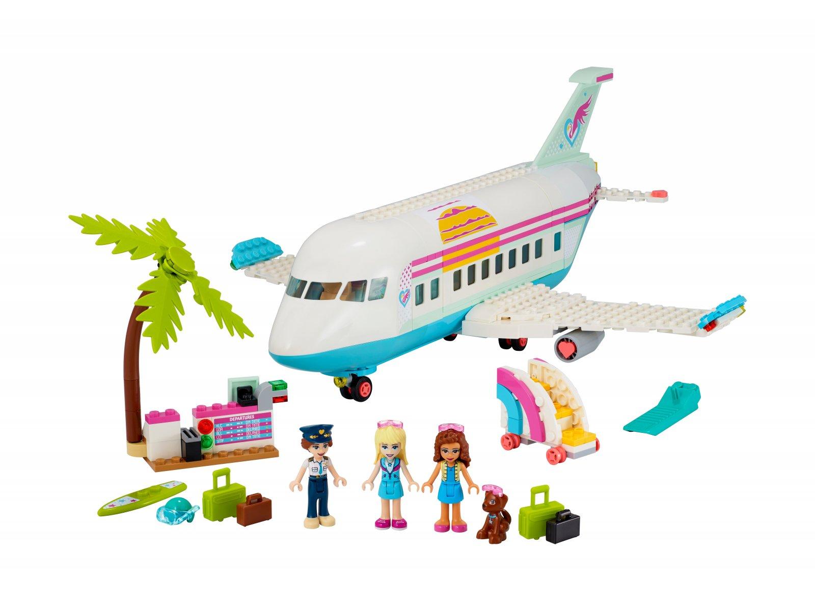 LEGO 41429 Samolot z Heartlake City