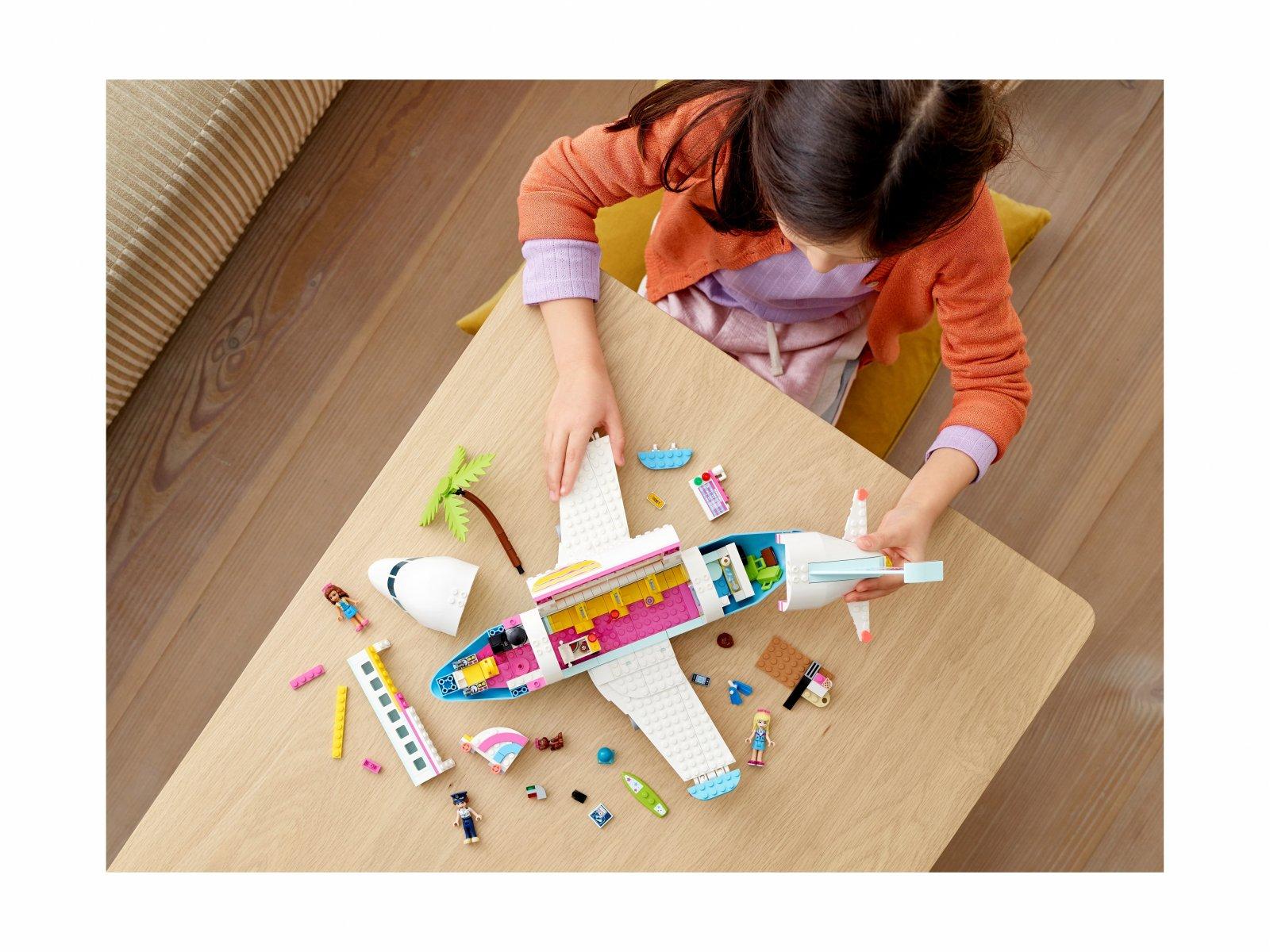 LEGO Friends 41429 Samolot z Heartlake City