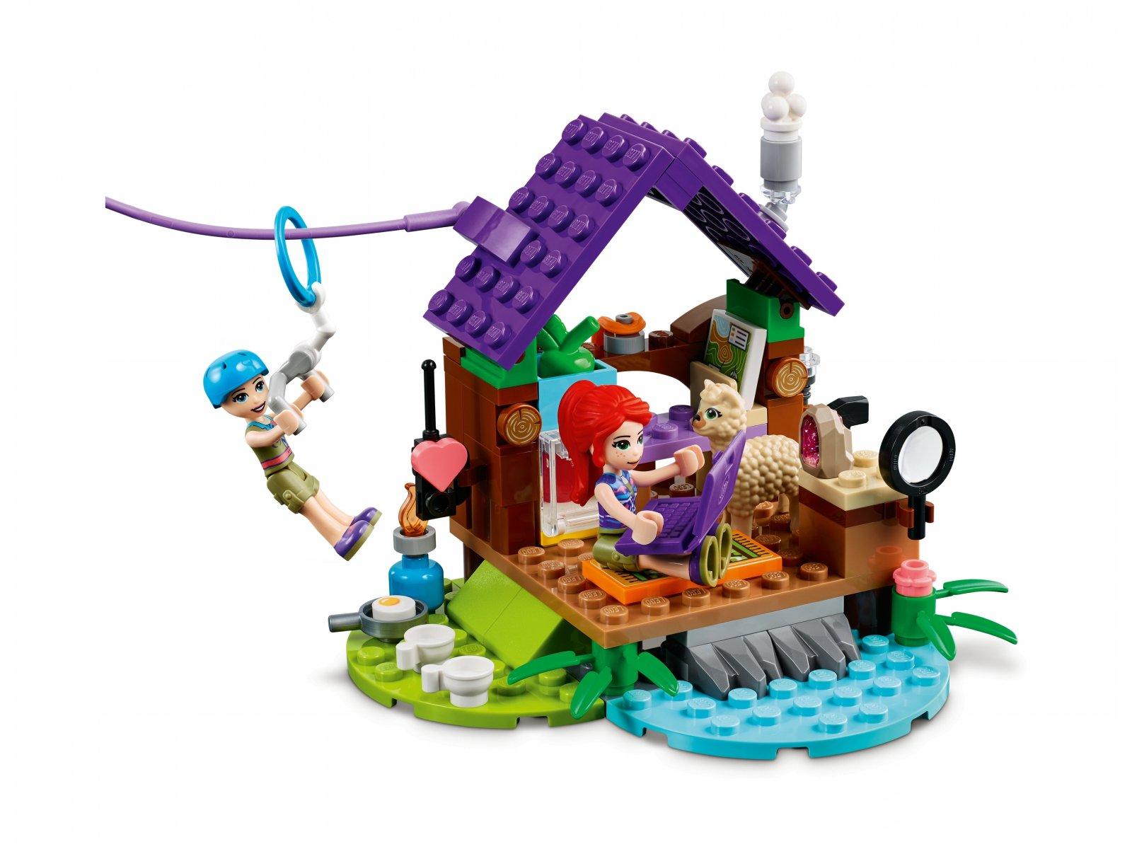 LEGO Friends Na ratunek alpakom 41432