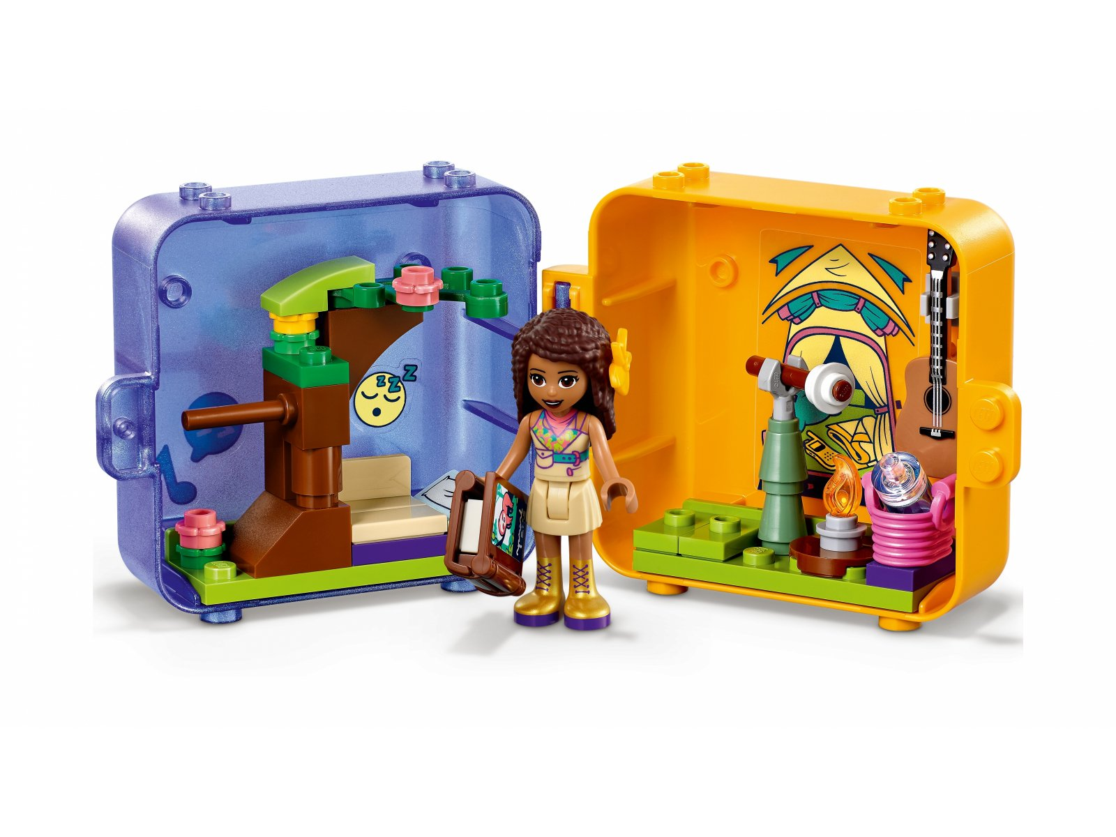 LEGO Friends Dżunglowa kostka do zabawy Andrei 41434