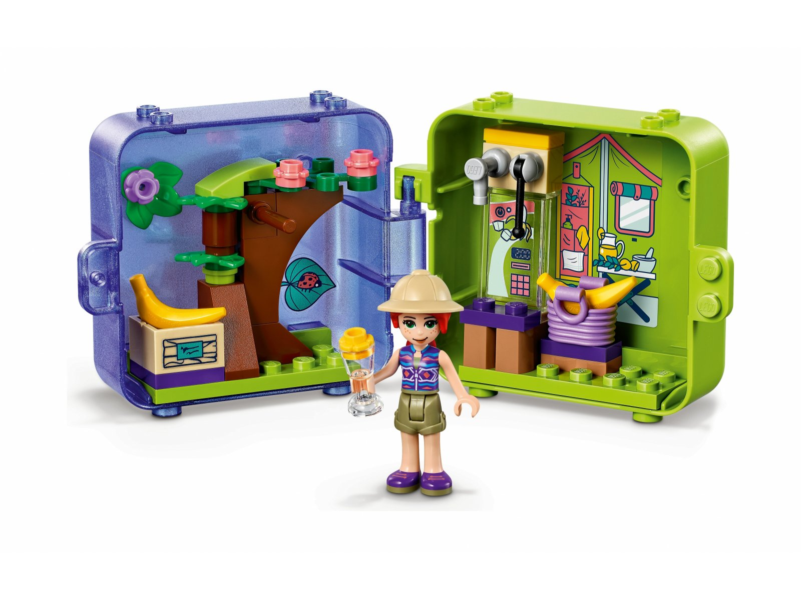 LEGO Friends 41437 Dżunglowa kostka do zabawy Mii