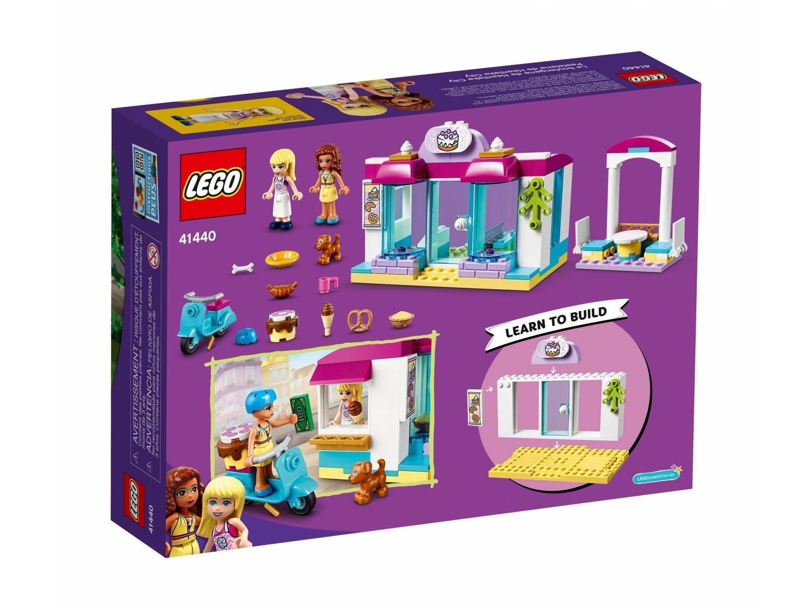 LEGO Friends 41440 Piekarnia w Heartlake City