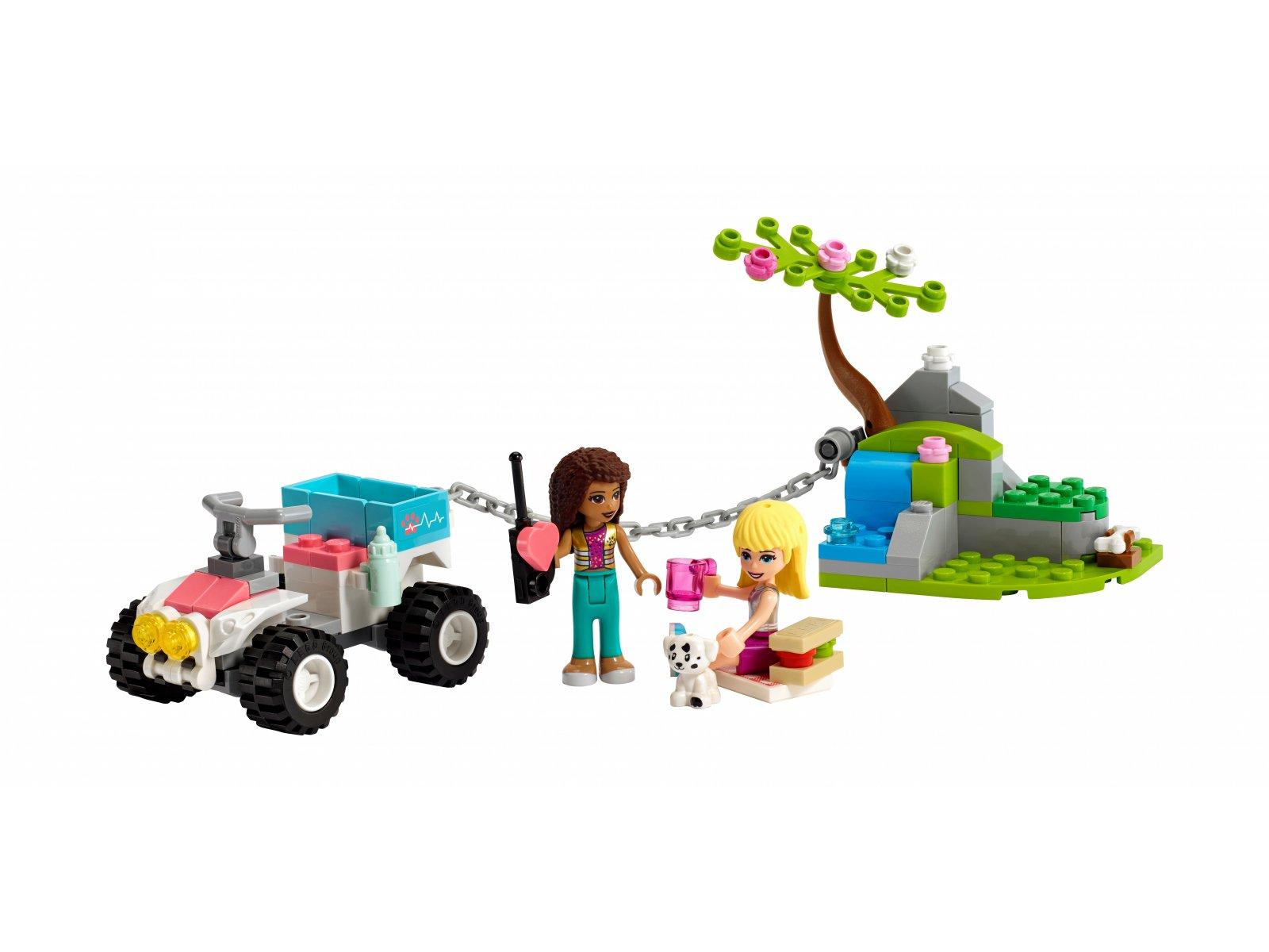 LEGO 41442 Friends Weterynaryjny łazik ratunkowy