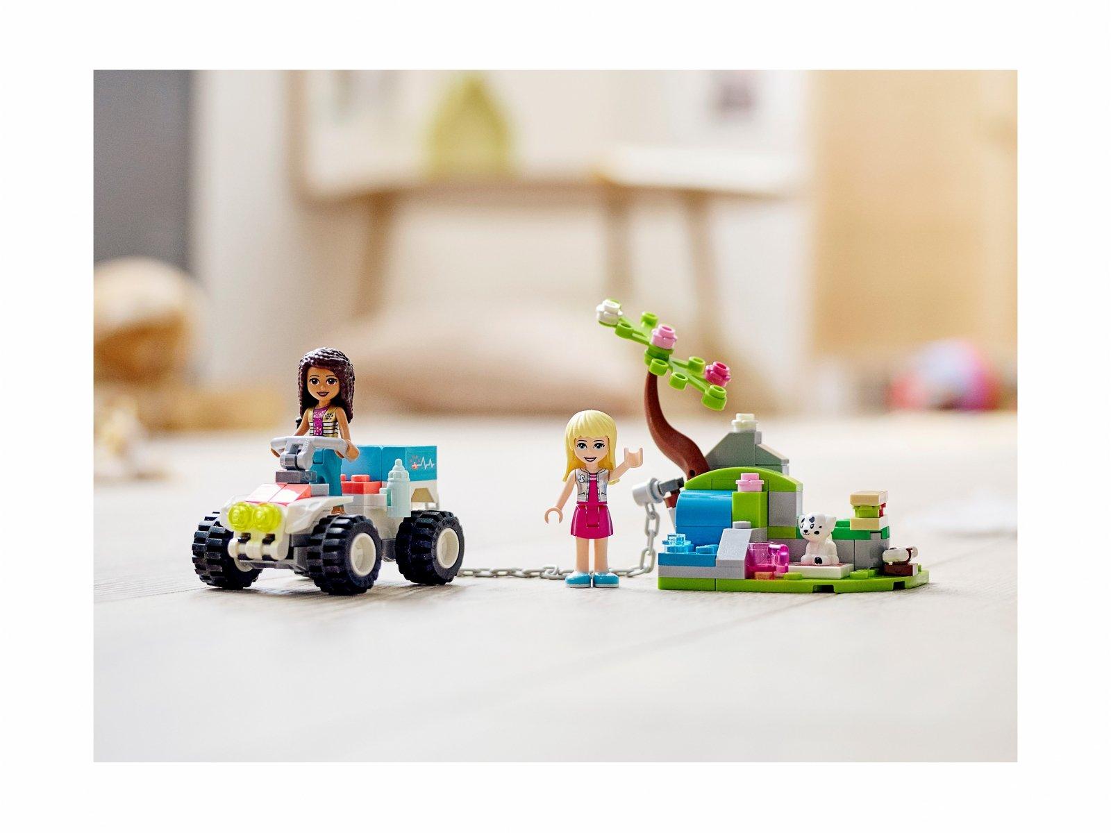 LEGO Friends 41442 Weterynaryjny łazik ratunkowy