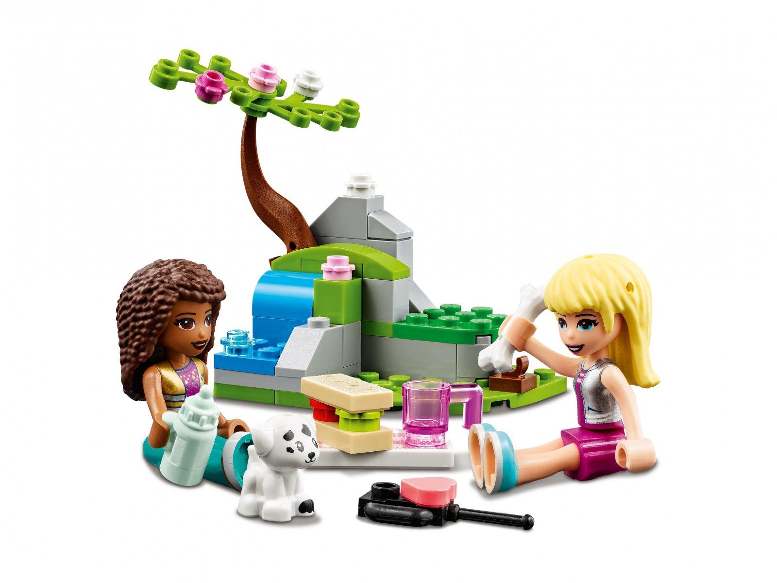 LEGO Friends Weterynaryjny łazik ratunkowy 41442
