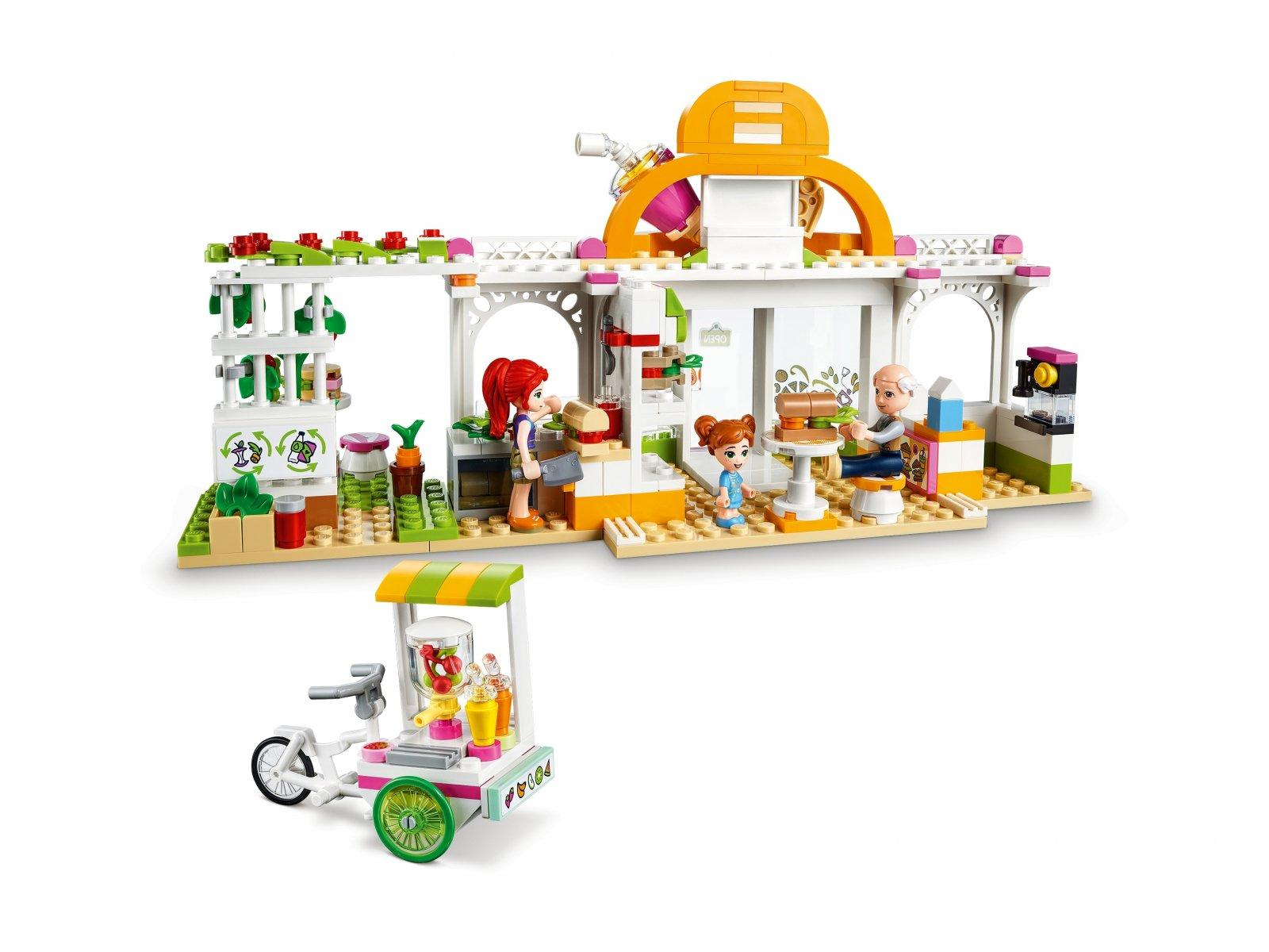 LEGO Friends 41444 Ekologiczna kawiarnia w Heartlake City