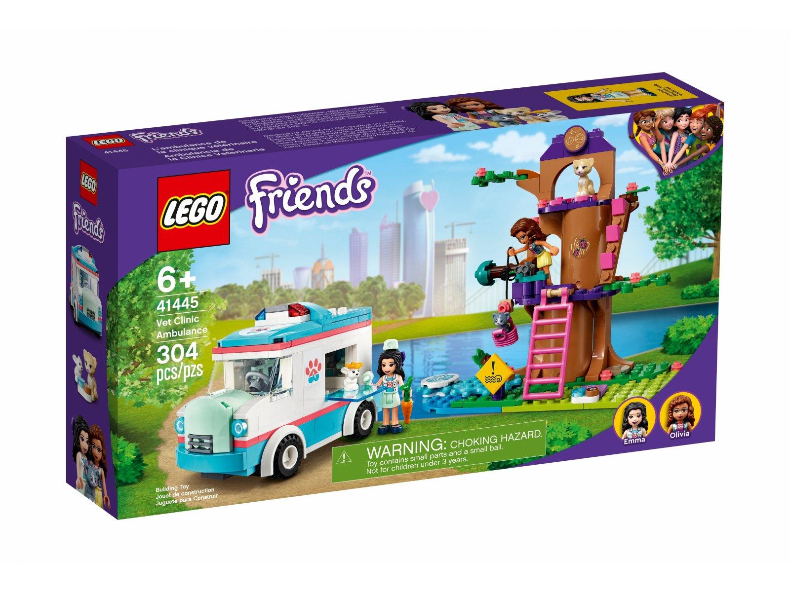 LEGO 41445 Karetka weterynaryjna