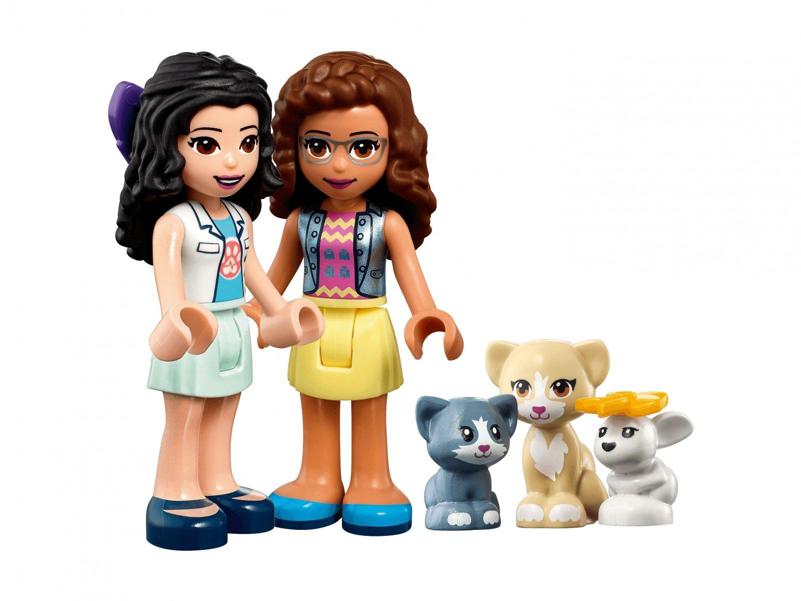 LEGO Friends Karetka weterynaryjna 41445