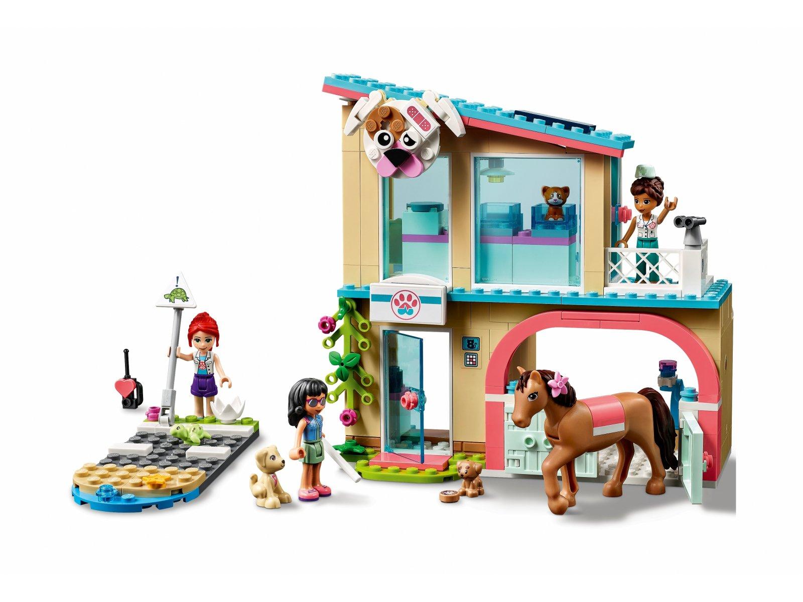 LEGO 41446 Friends Klinika weterynaryjna w Heartlake City