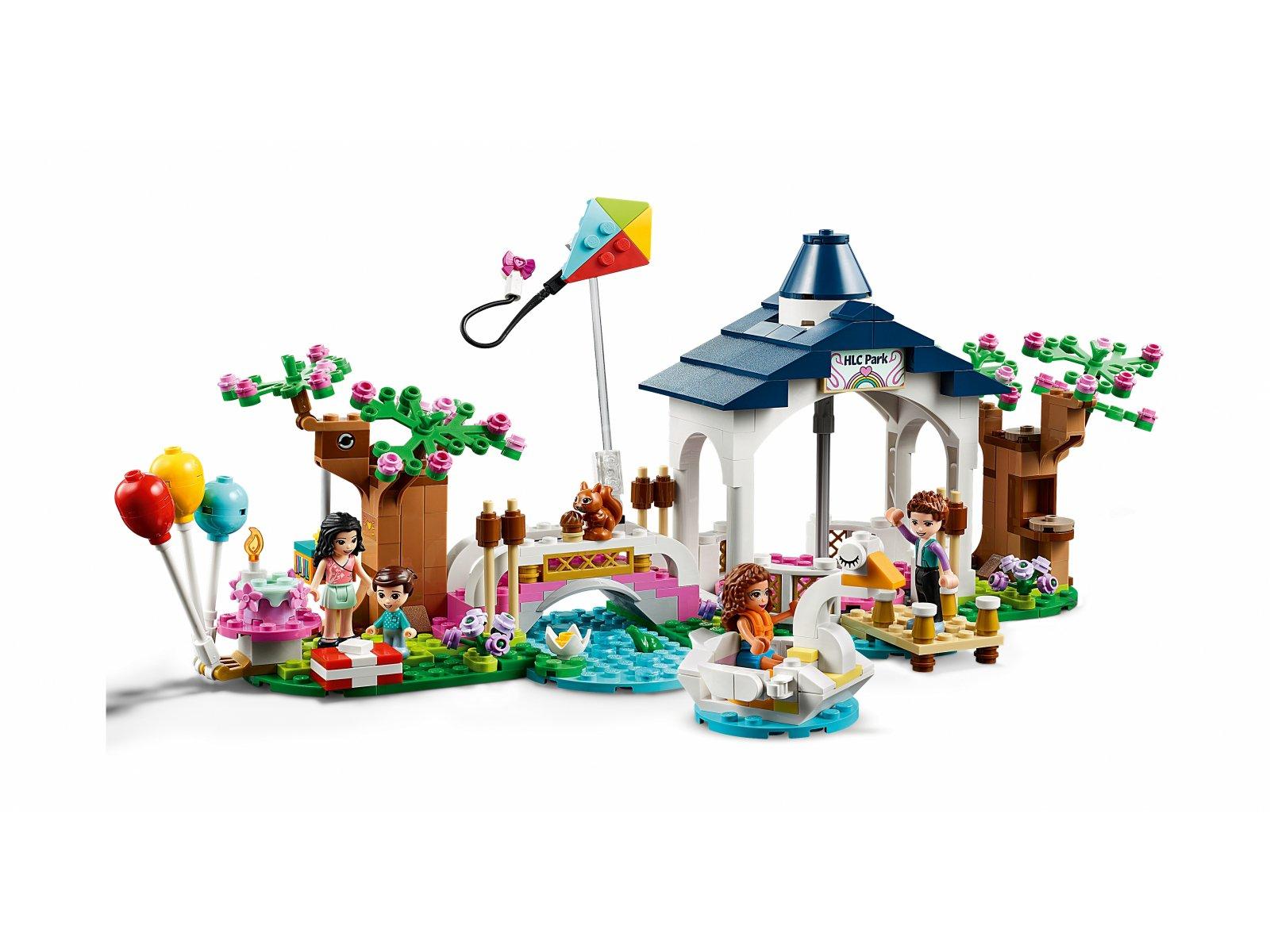 LEGO Friends Park w Heartlake City 41447