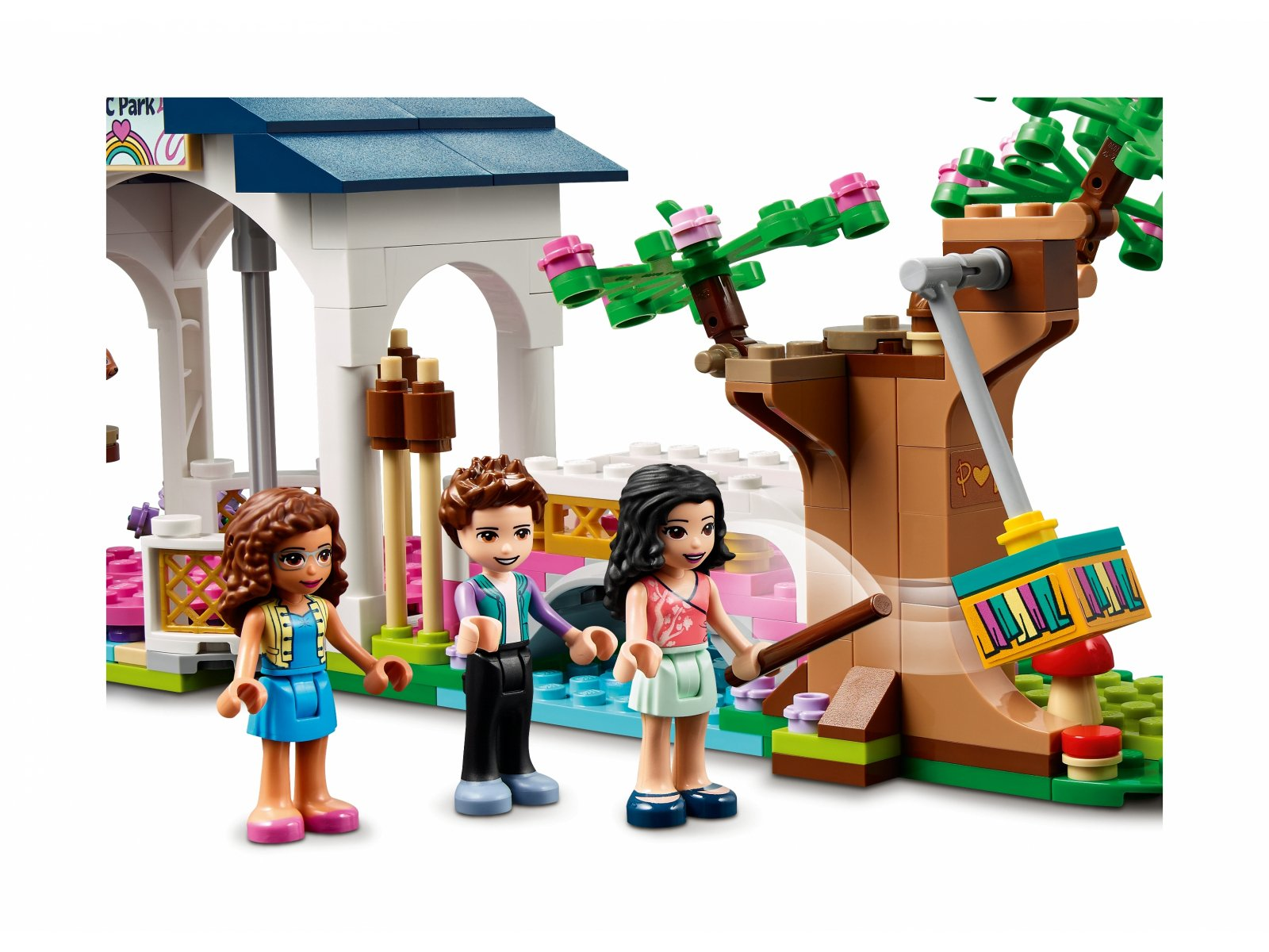 LEGO 41447 Park w Heartlake City
