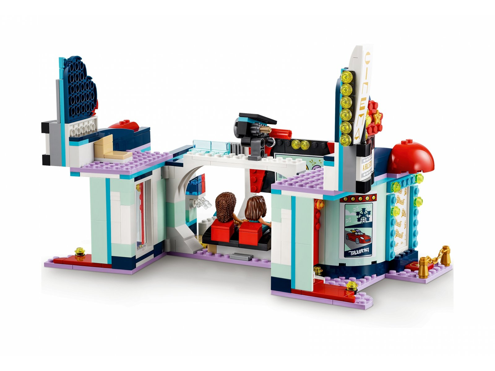 LEGO 41448 Friends Kino w Heartlake City