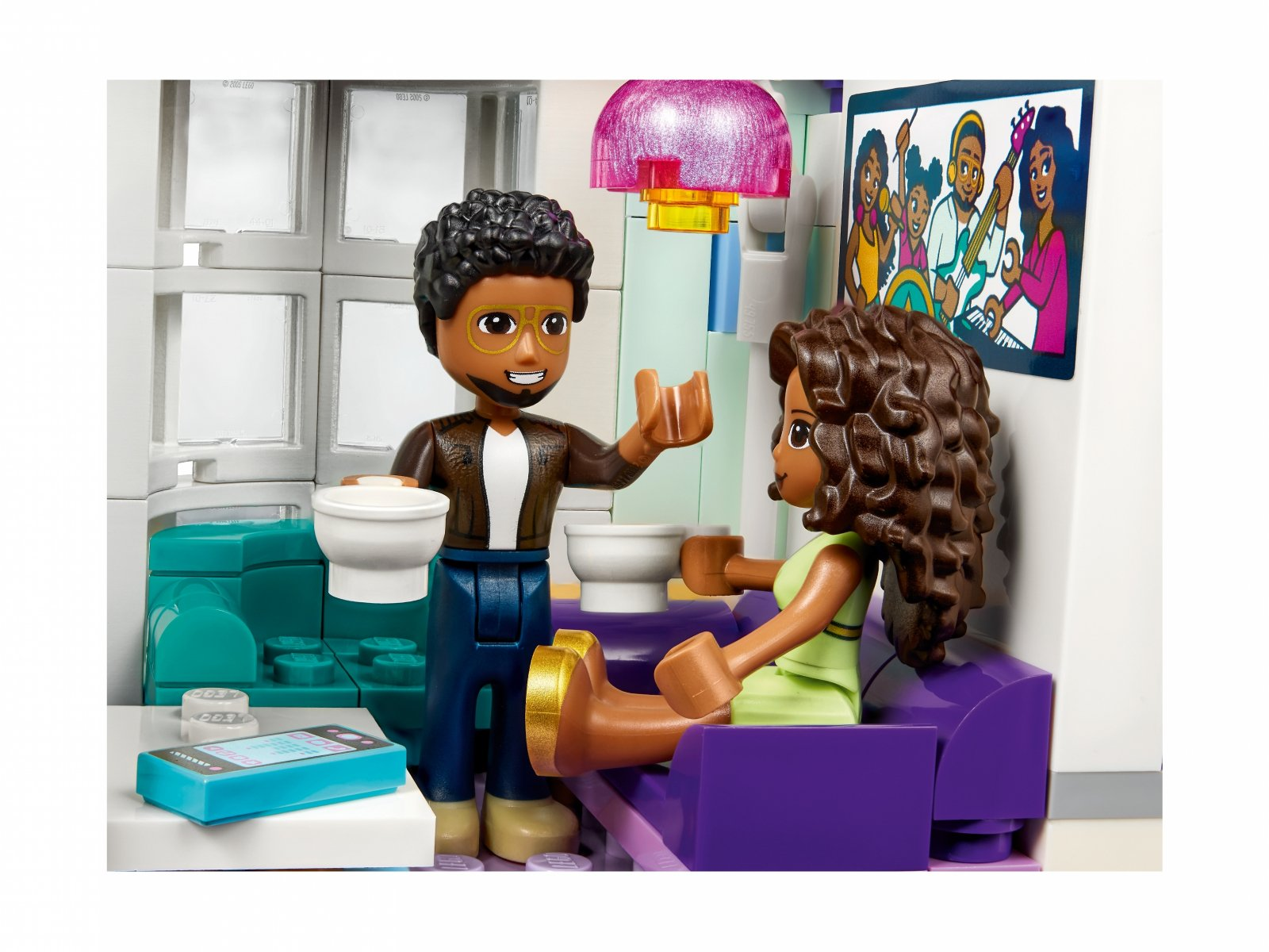 LEGO Friends 41449 Dom rodzinny Andrei