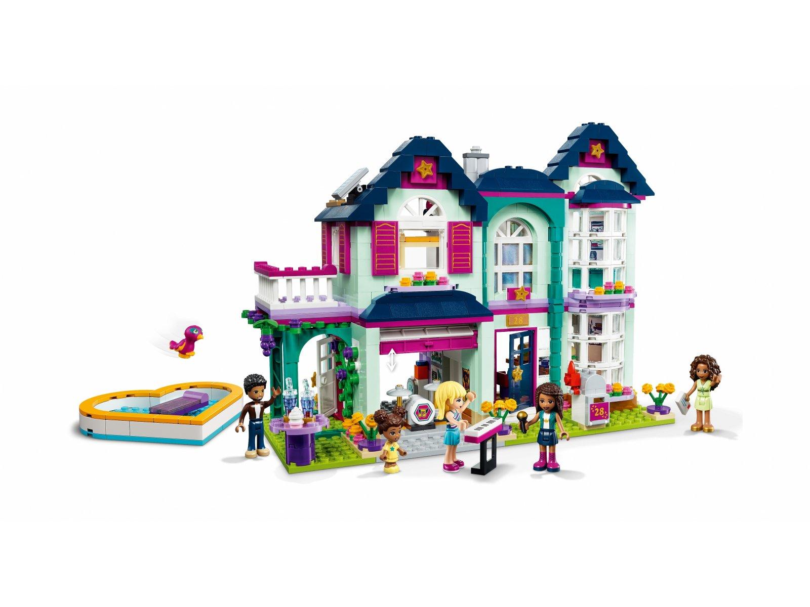 LEGO 41449 Friends Dom rodzinny Andrei
