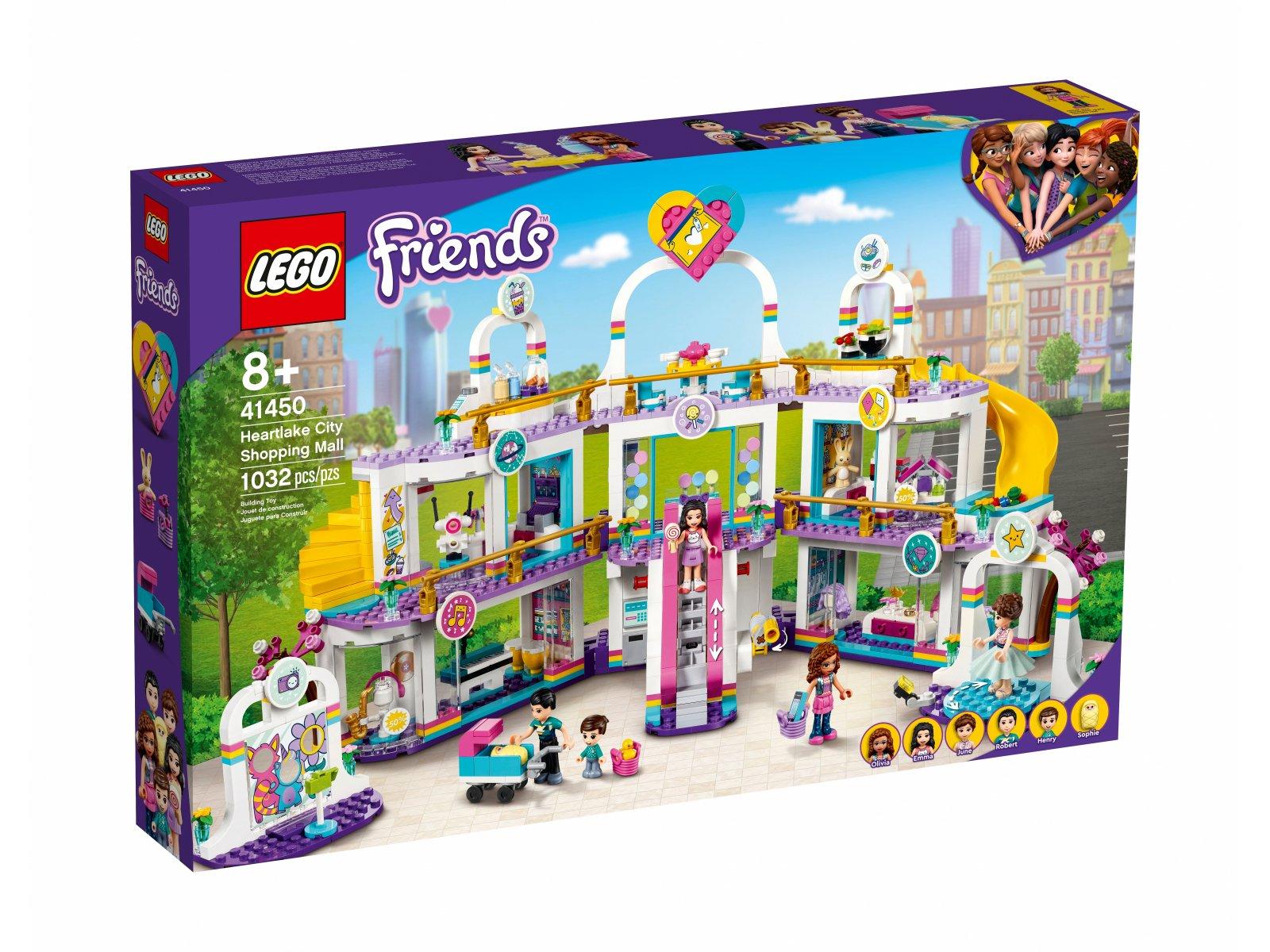 LEGO 41450 Centrum handlowe w Heartlake City