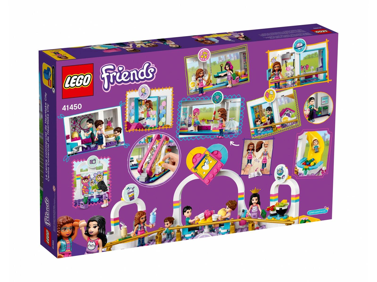 LEGO Friends 41450 Centrum handlowe w Heartlake City