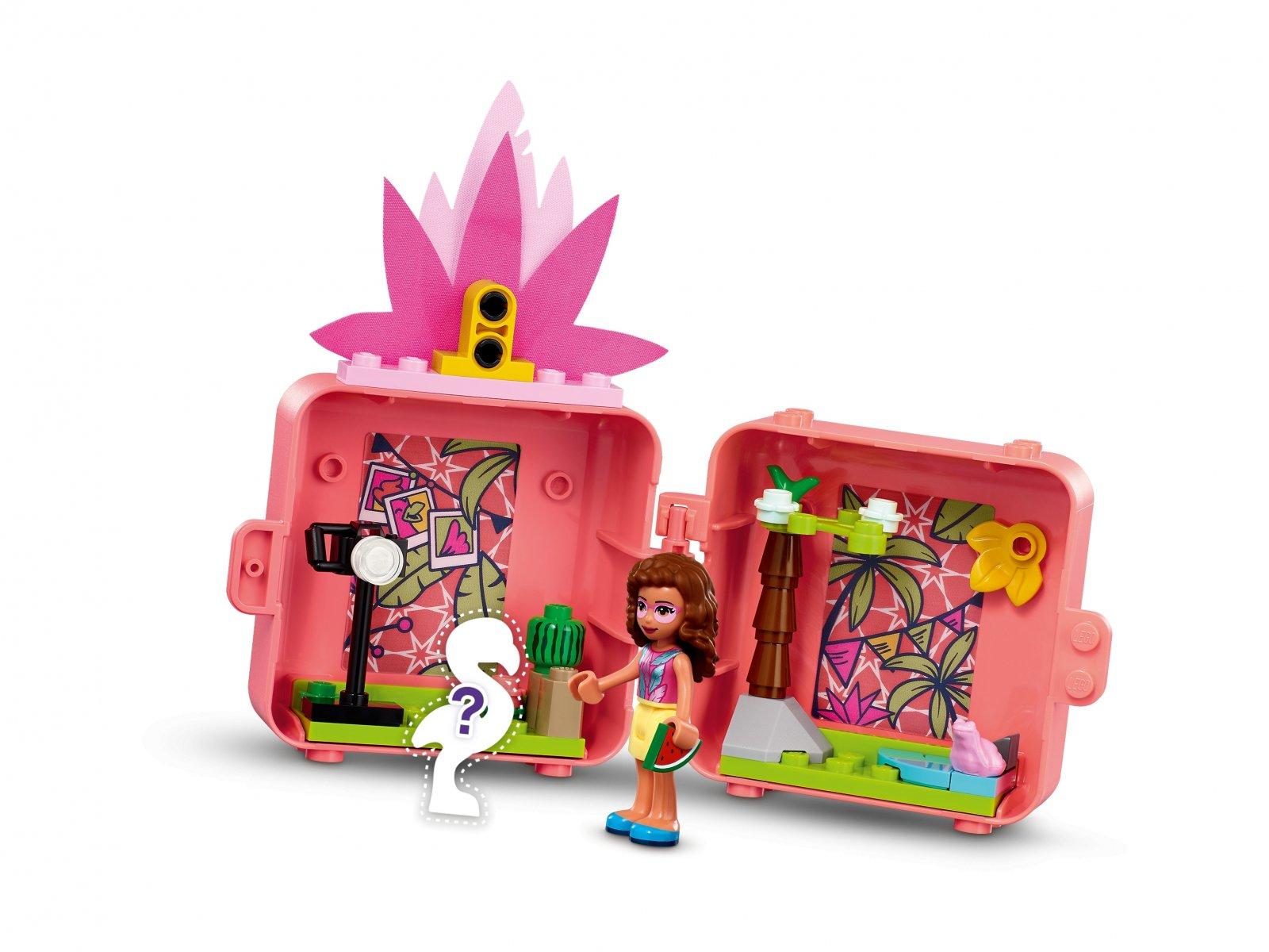 LEGO 41662 Kostka Olivii z flamingiem
