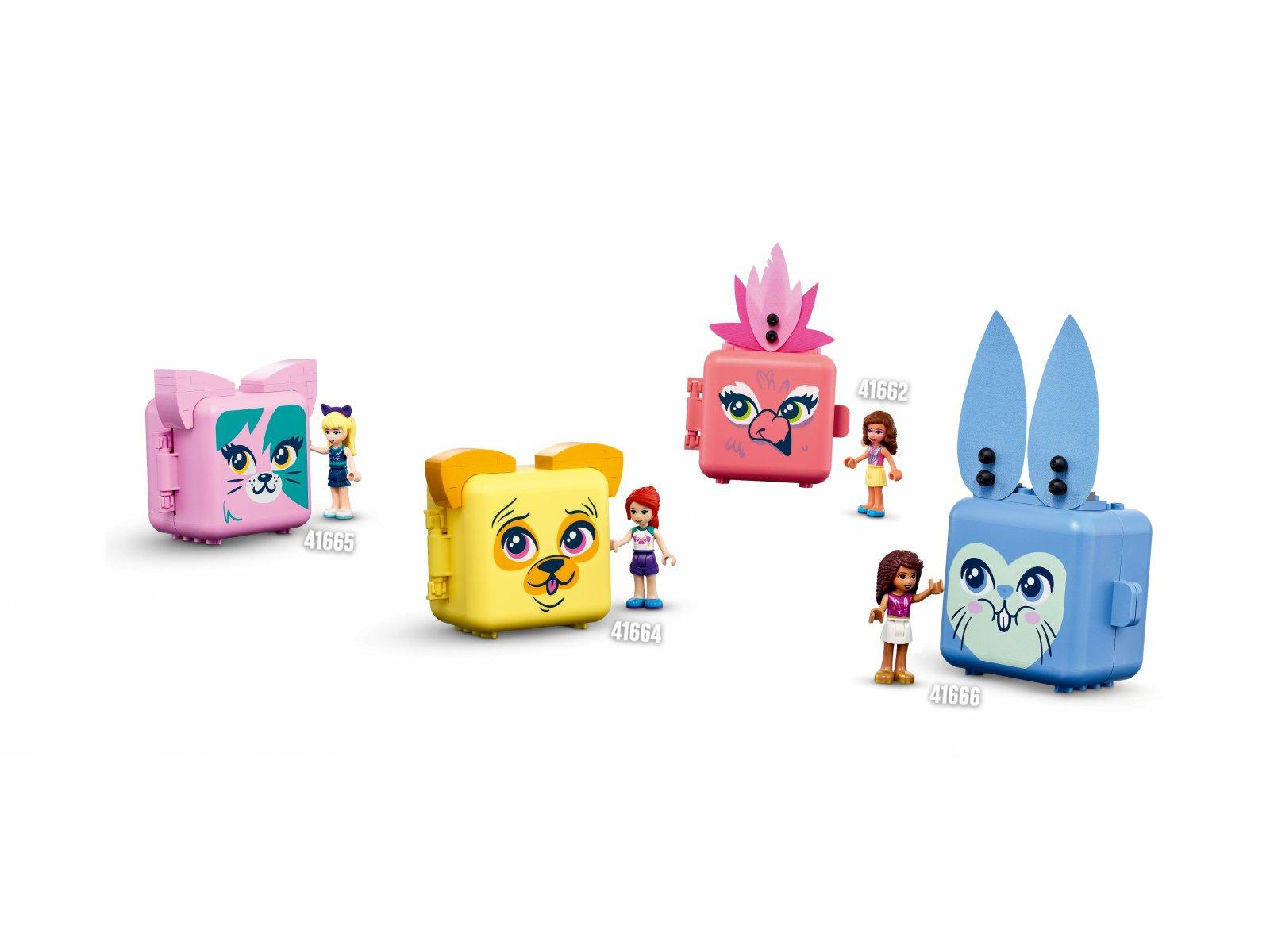 LEGO 41663 Kostka Emmy z dalmatyńczykiem