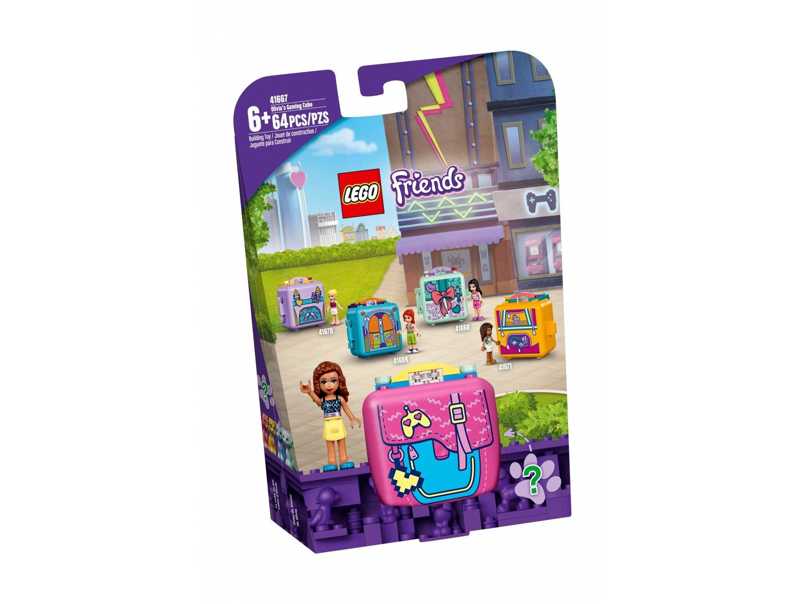 LEGO 41667 Kostka gier Olivii