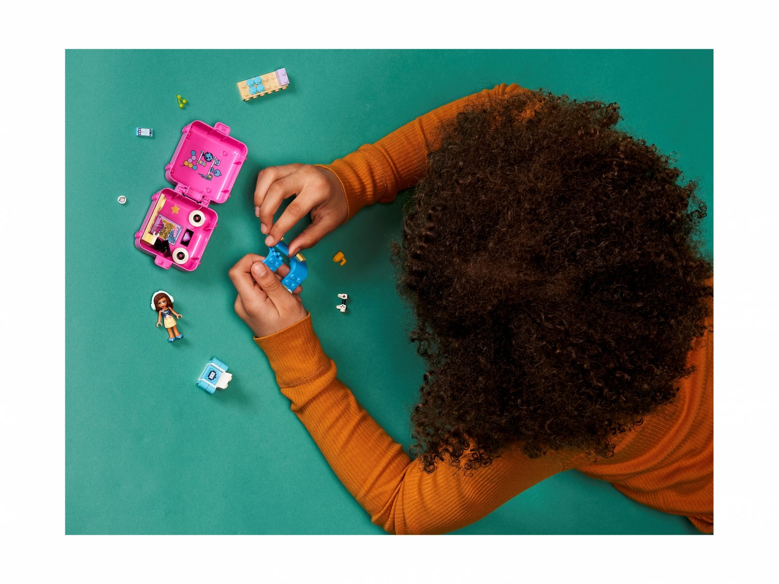 LEGO 41667 Friends Kostka gier Olivii
