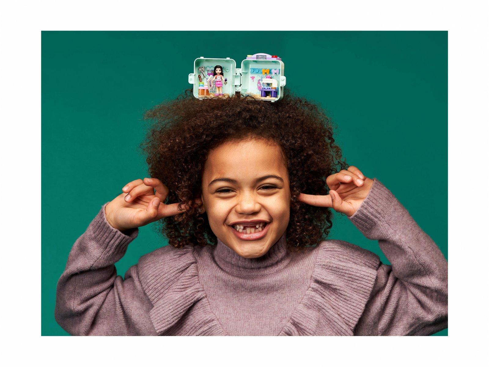 LEGO 41668 Modowa kostka Emmy