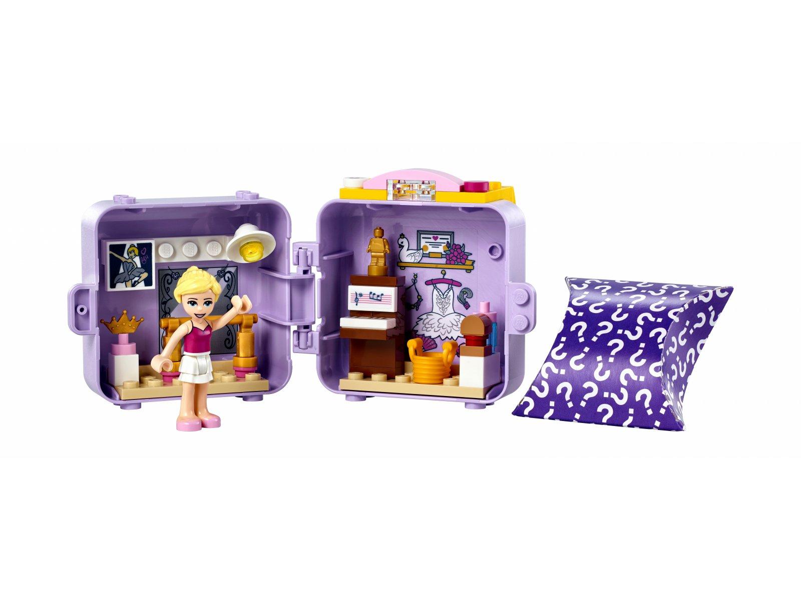 LEGO 41670 Baletowa kostka Stephanie