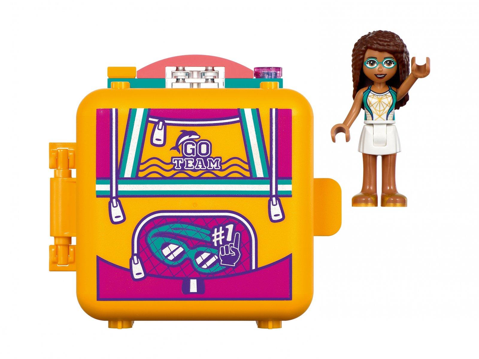 LEGO 41671 Pływacka kostka Andrei