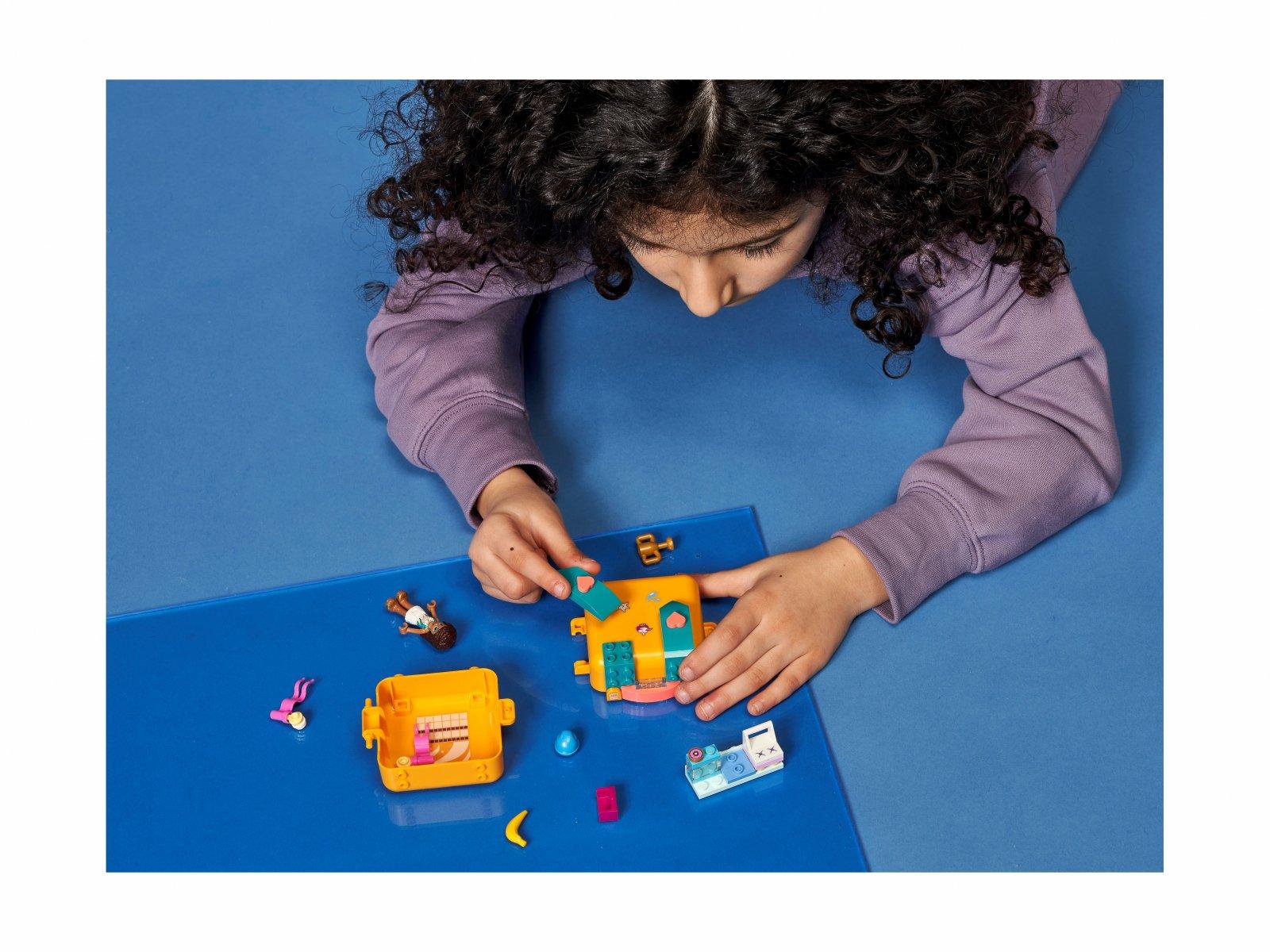 LEGO Friends Pływacka kostka Andrei 41671