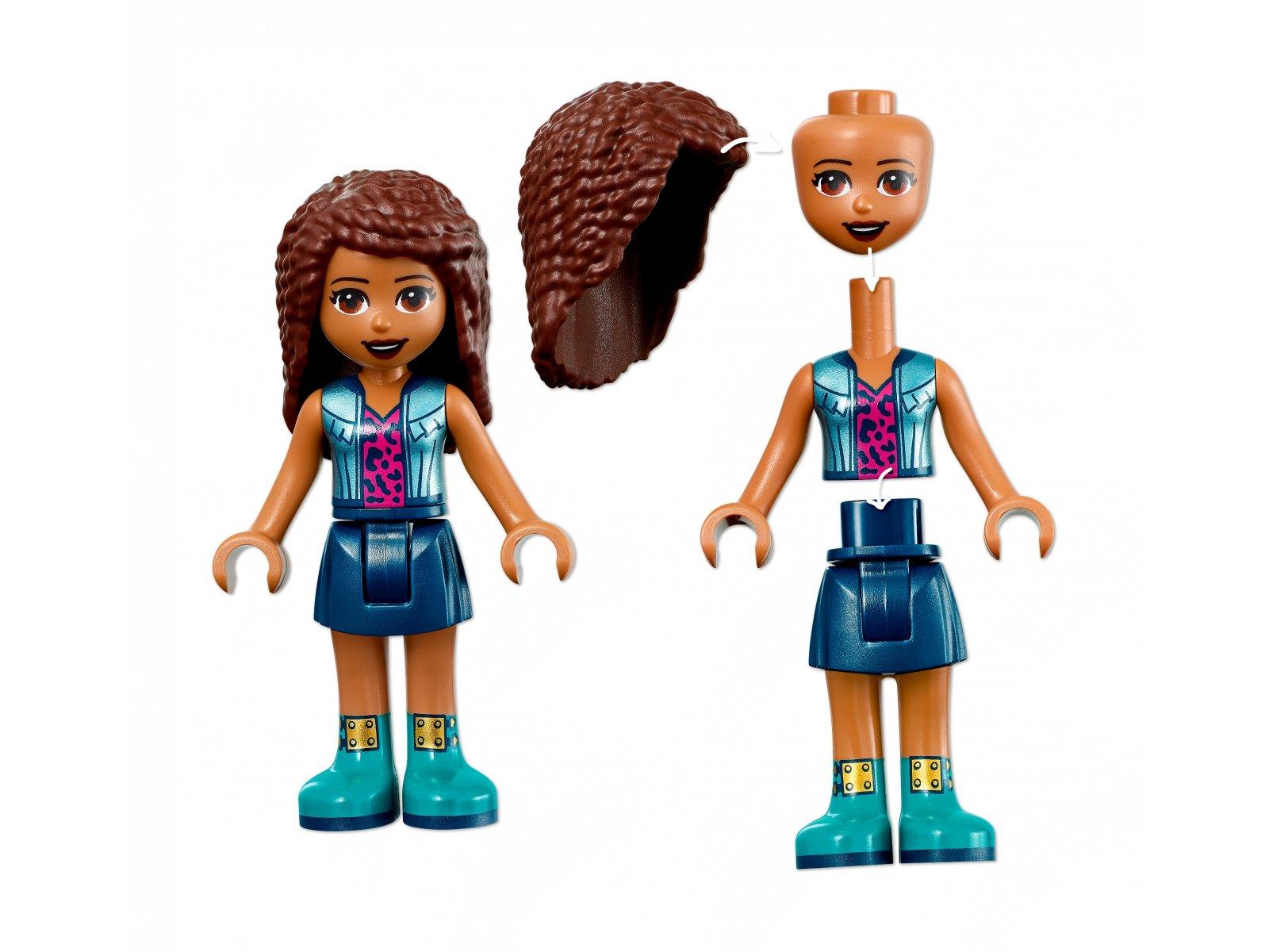 LEGO 41677 Friends Leśny wodospad