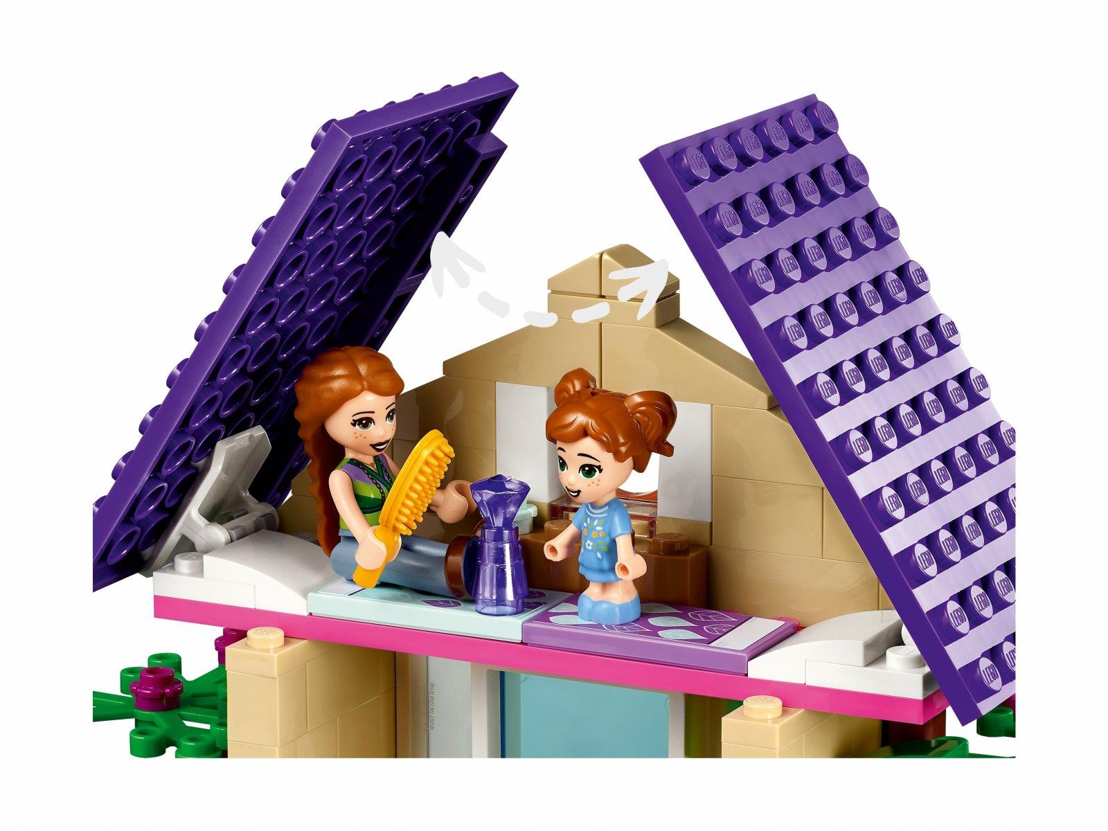 LEGO Friends Leśny domek 41679