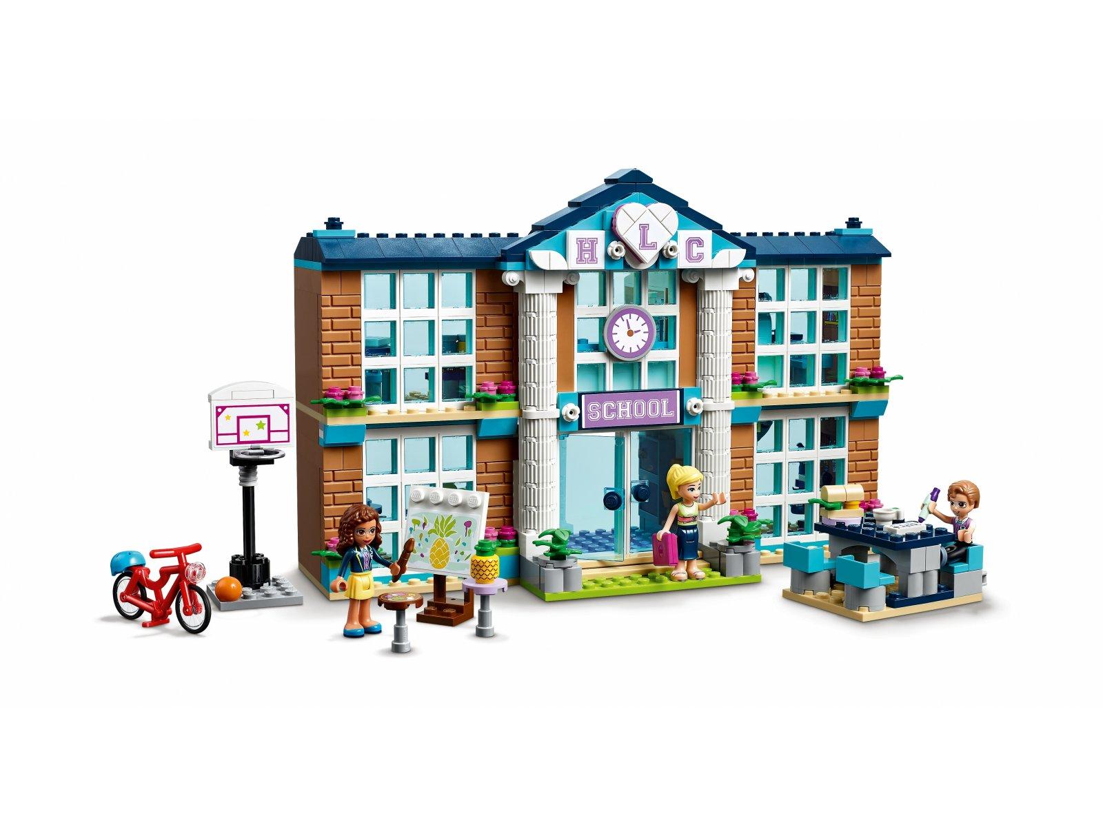 LEGO 41682 Friends Szkoła w mieście Heartlake