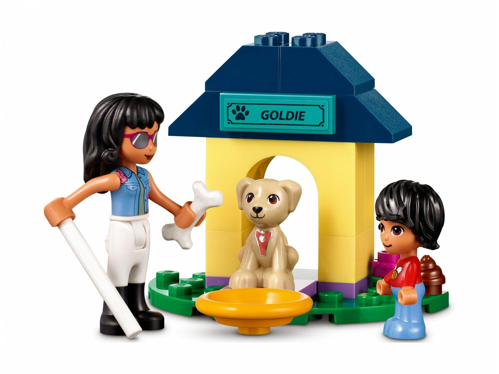 LEGO 41683 Friends Leśne centrum jeździeckie