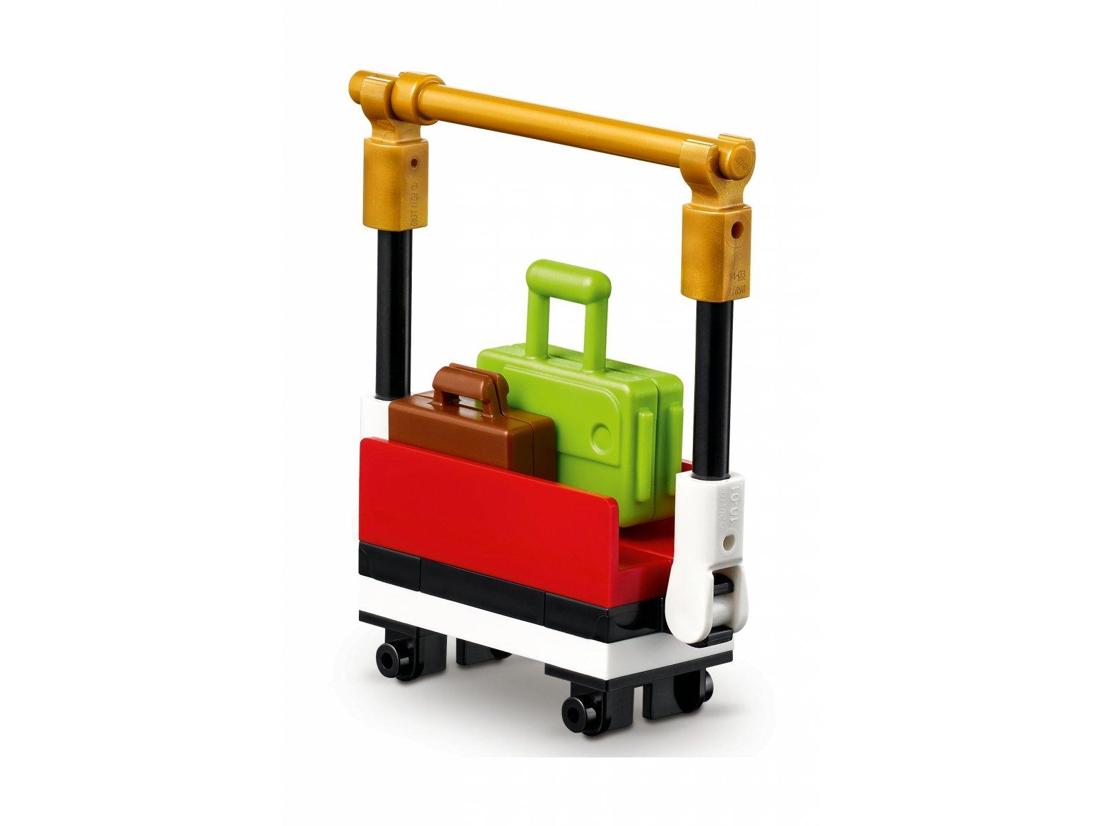 LEGO 41684 Friends Wielki hotel w mieście Heartlake