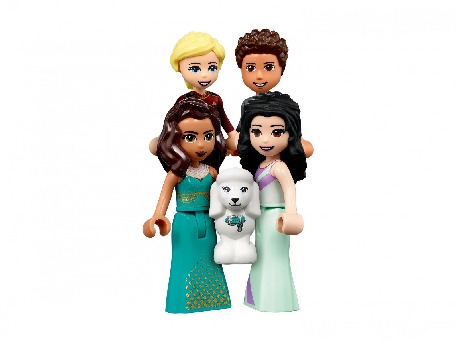 LEGO Friends 41684 Wielki hotel w mieście Heartlake