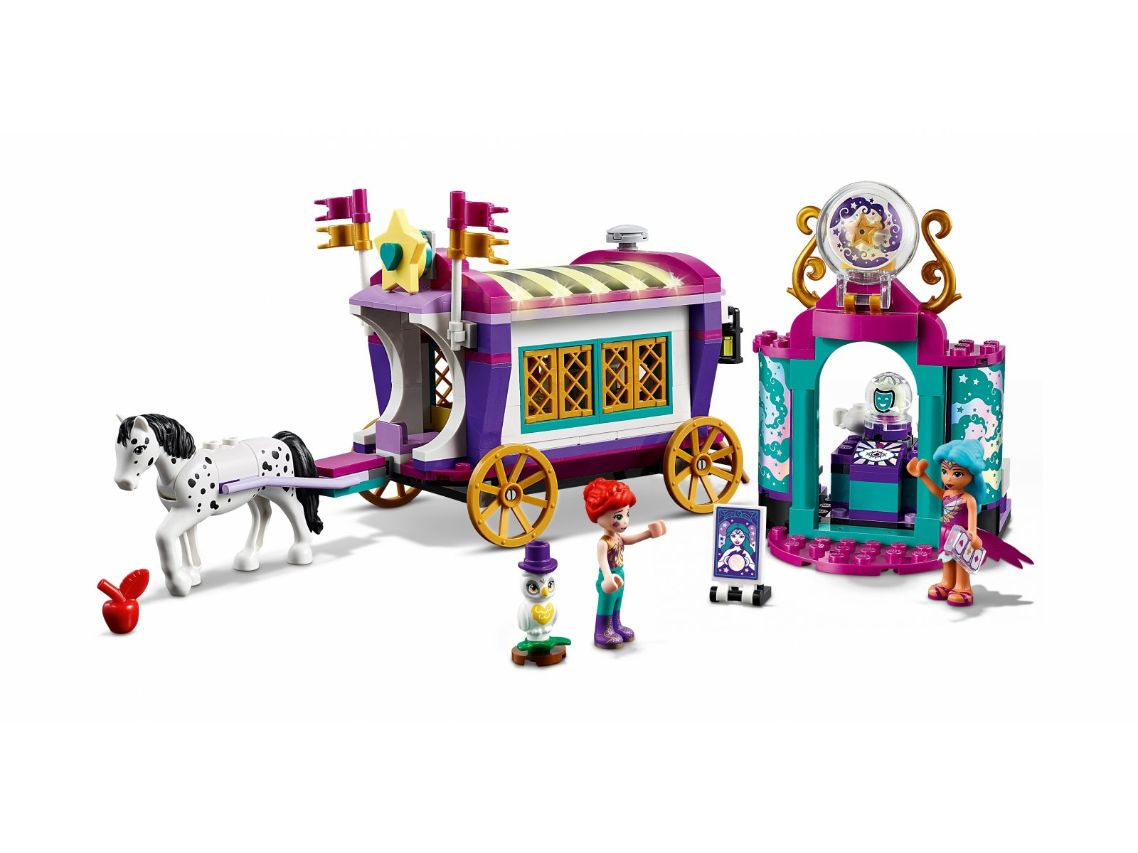 LEGO Friends 41688 Magiczny wóz
