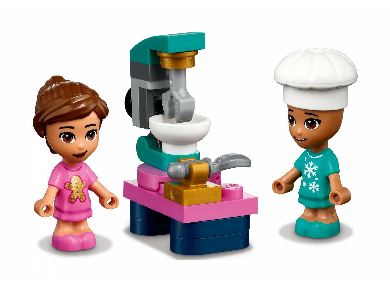 LEGO 41690 Friends Kalendarz adwentowy